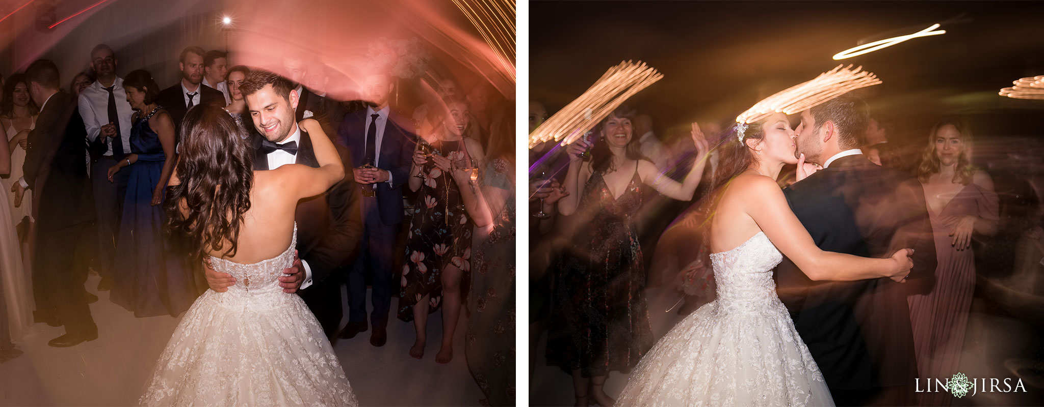 50 langham huntington pasadena wedding reception photography