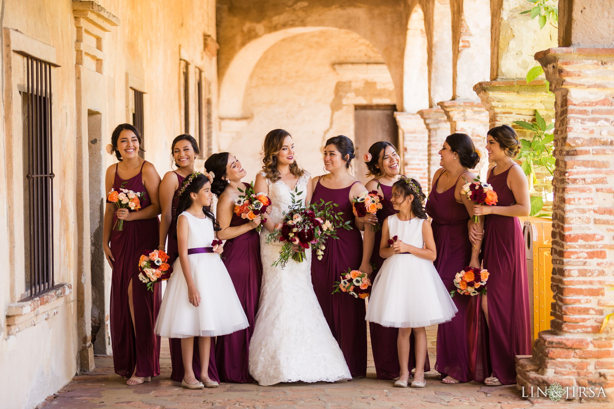 05 mission basilica san juan capistrano wedding photography