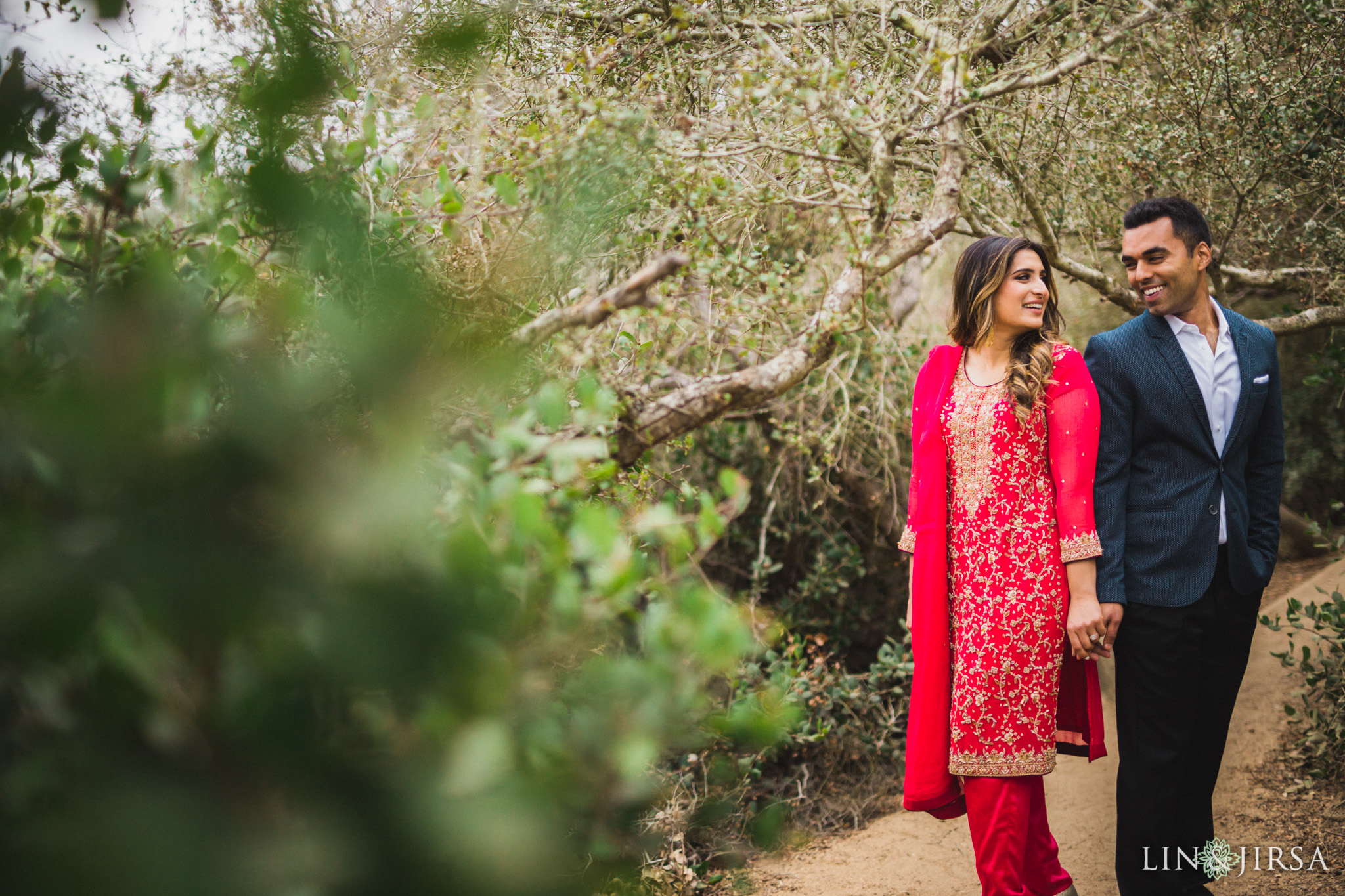 14 san diego beach pakistani engagement photography