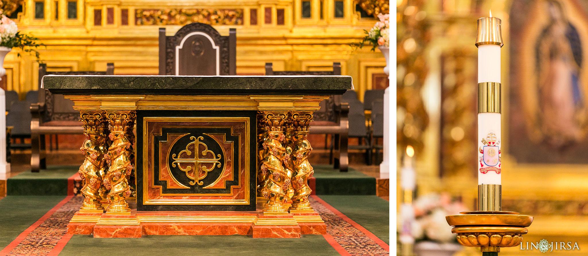 20 mission basilica san juan capistrano wedding ceremony photography
