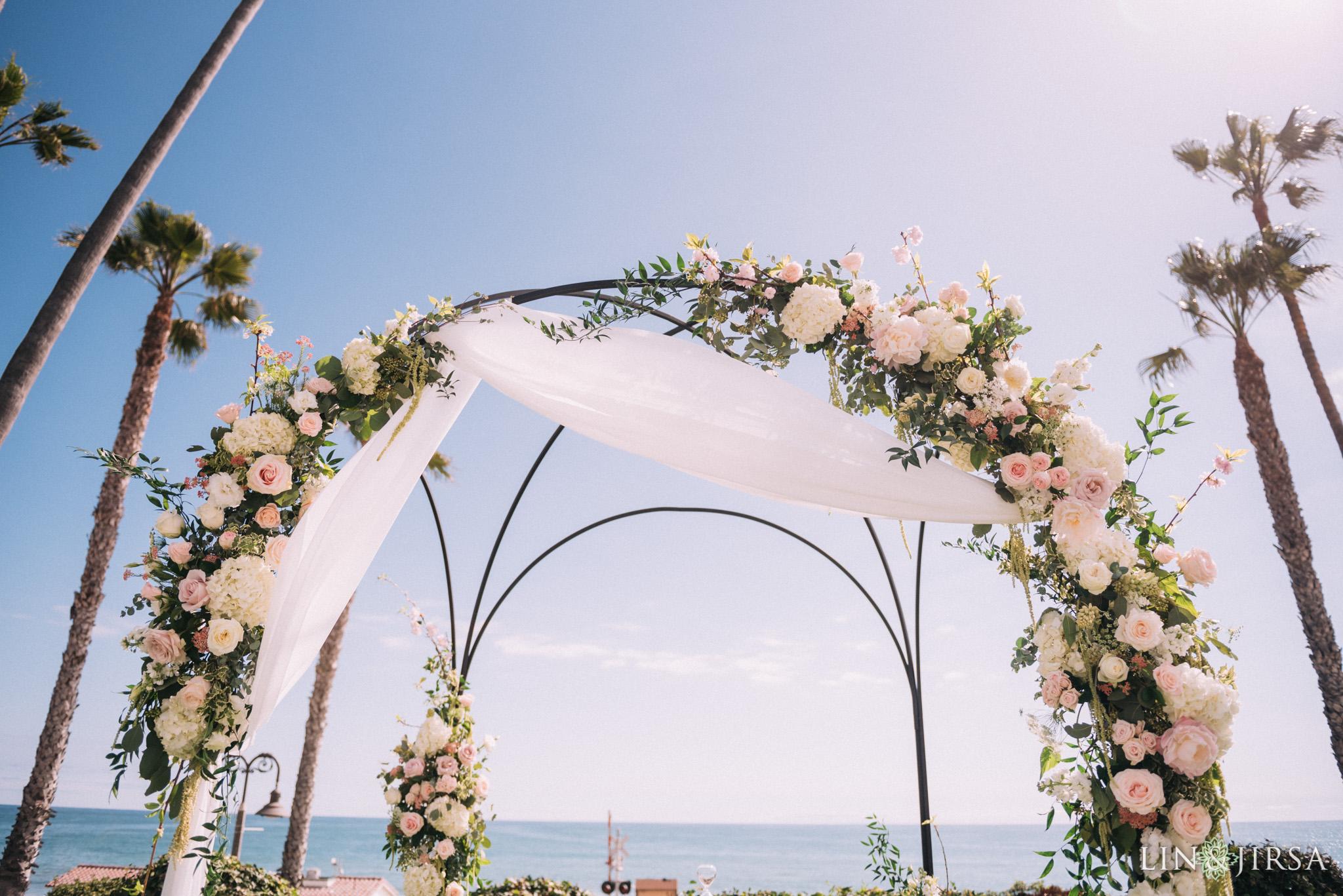 26 ole hanson beach club san clemente wedding ceremony photography