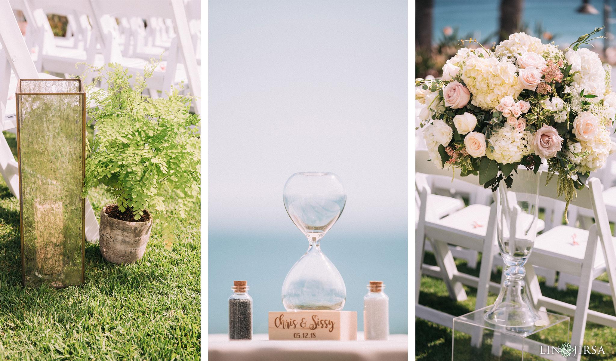 27 ole hanson beach club san clemente wedding ceremony photography