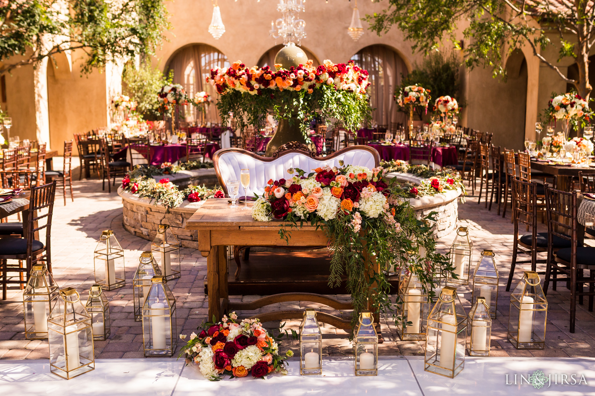 29 serra plaza san juan capistrano wedding ceremony photography