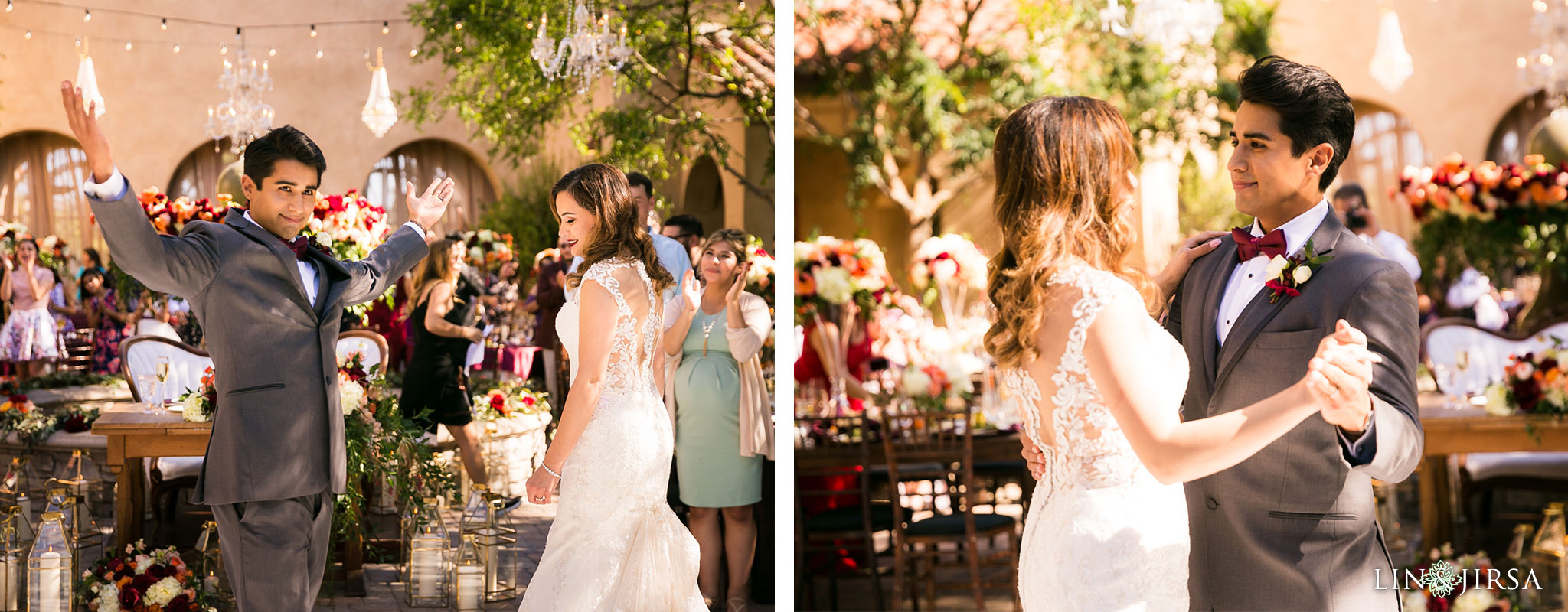 32 serra plaza san juan capistrano wedding ceremony photography