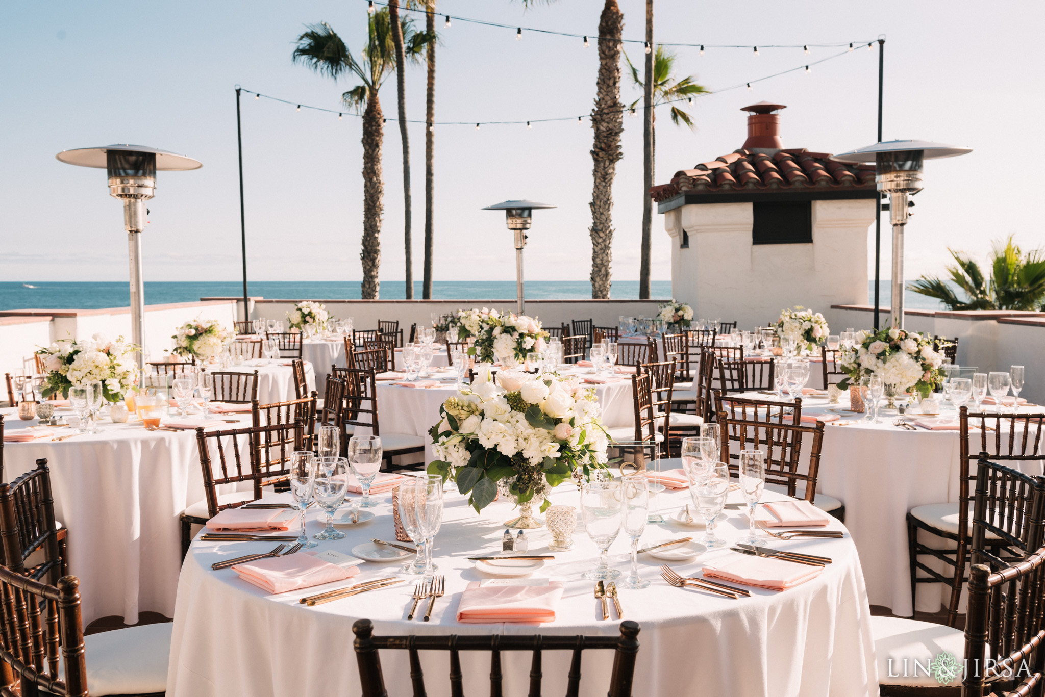 ole hanson beach club san clemente wedding reception photography