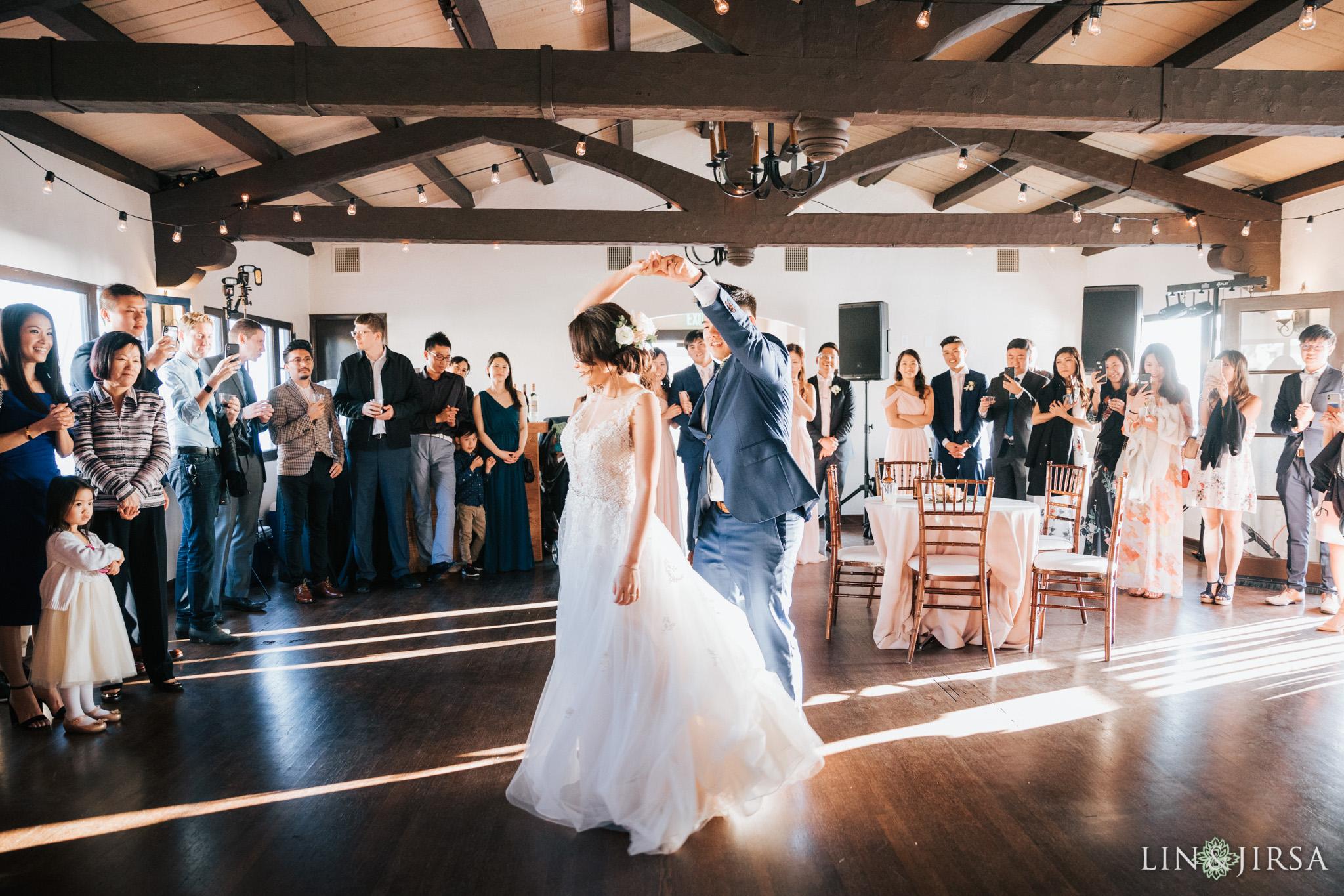 48 ole hanson beach club san clemente wedding reception photography