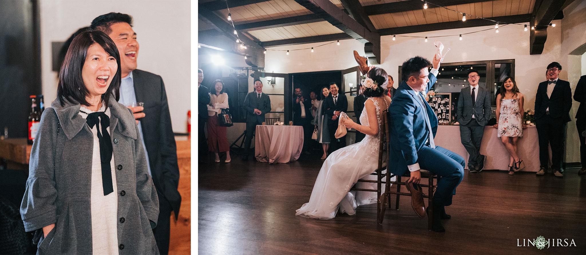 50 ole hanson beach club san clemente wedding reception photography