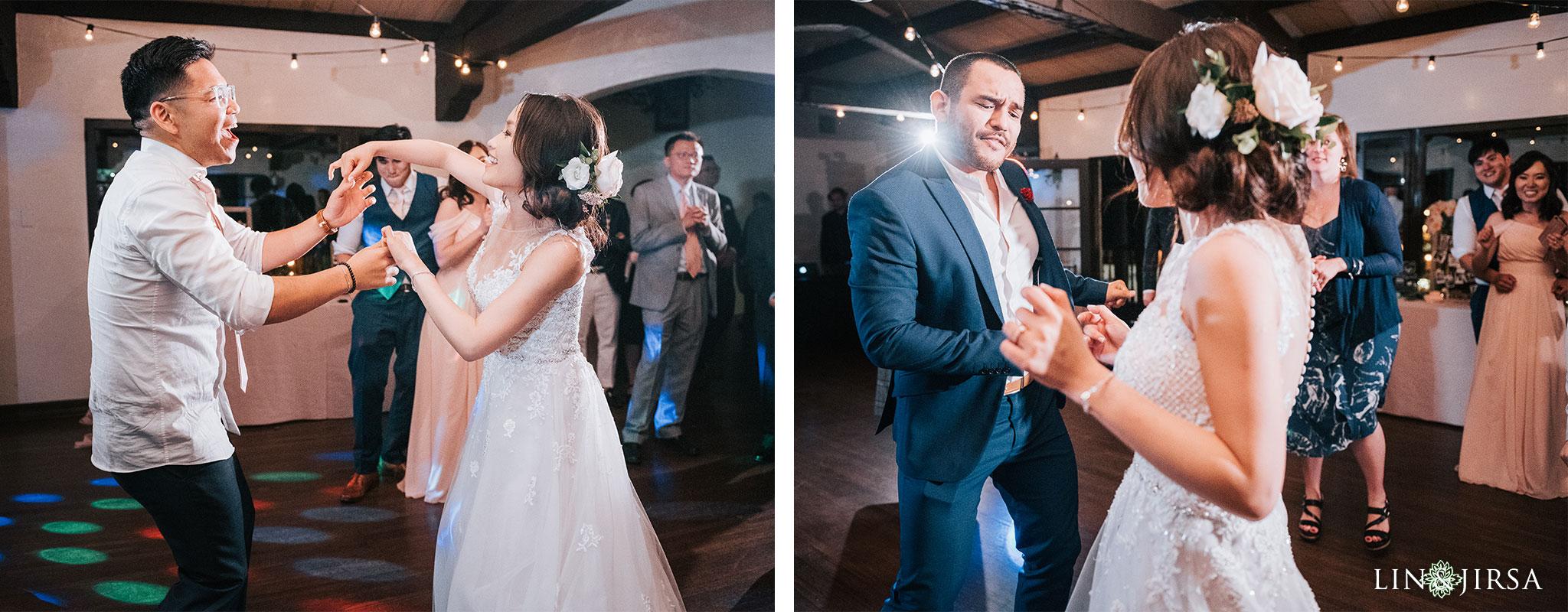 52 ole hanson beach club san clemente wedding reception photography