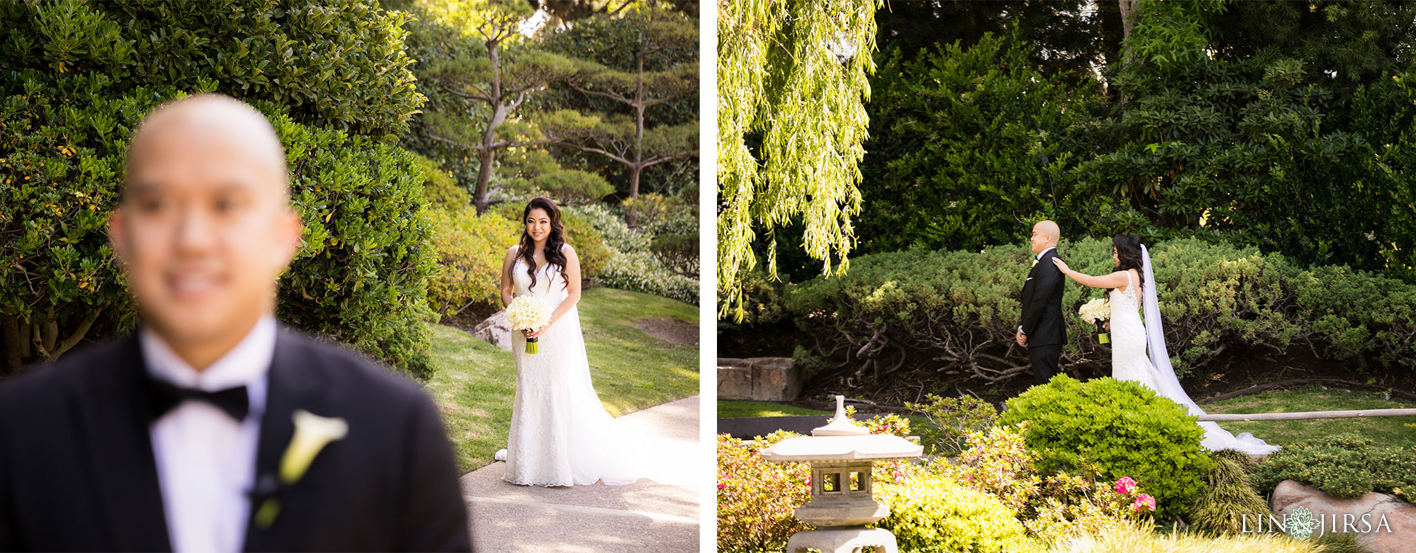 11 earl burns miller japanese gardens long beach wedding photography