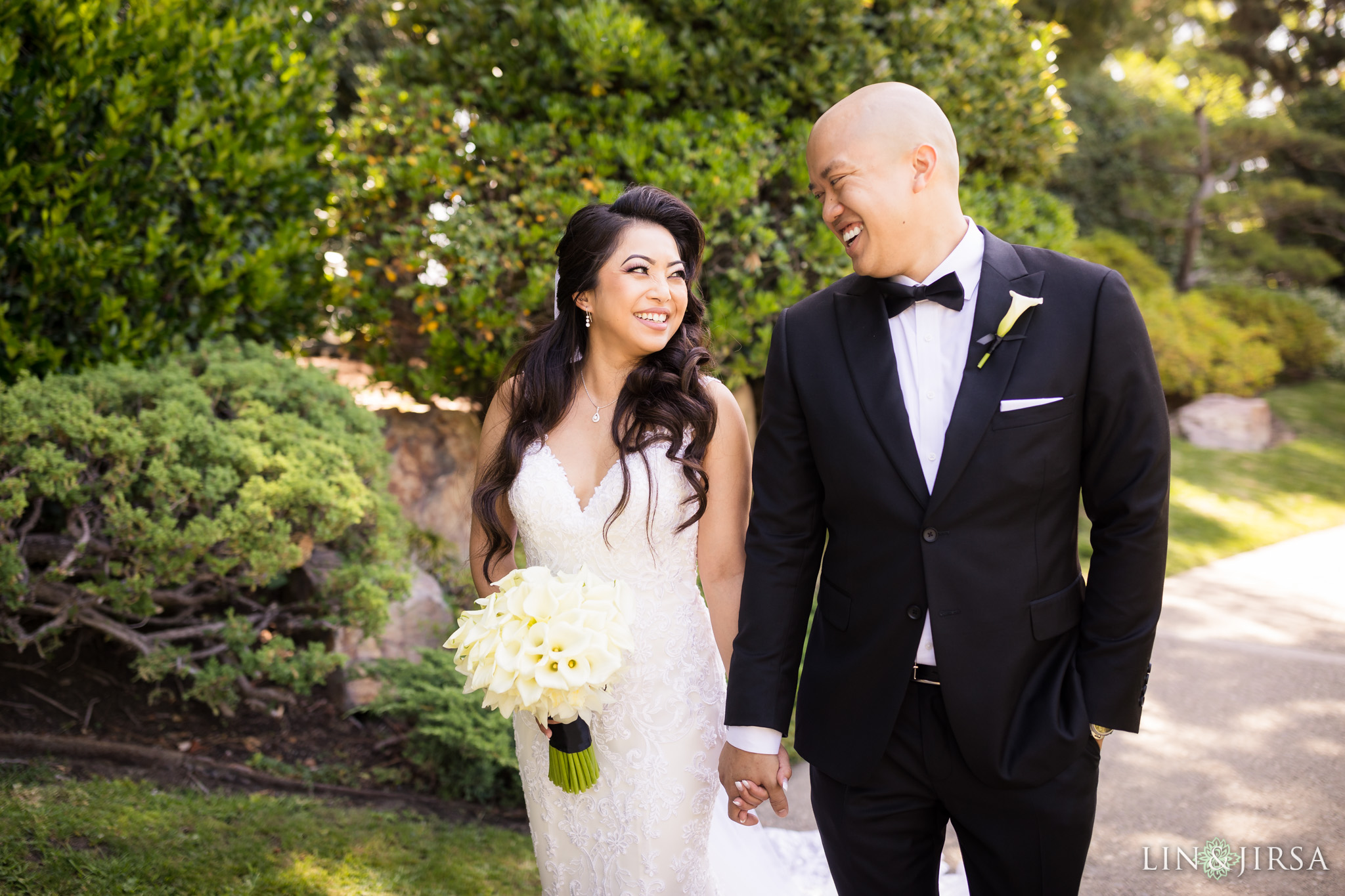 14 earl burns miller japanese gardens long beach wedding photography