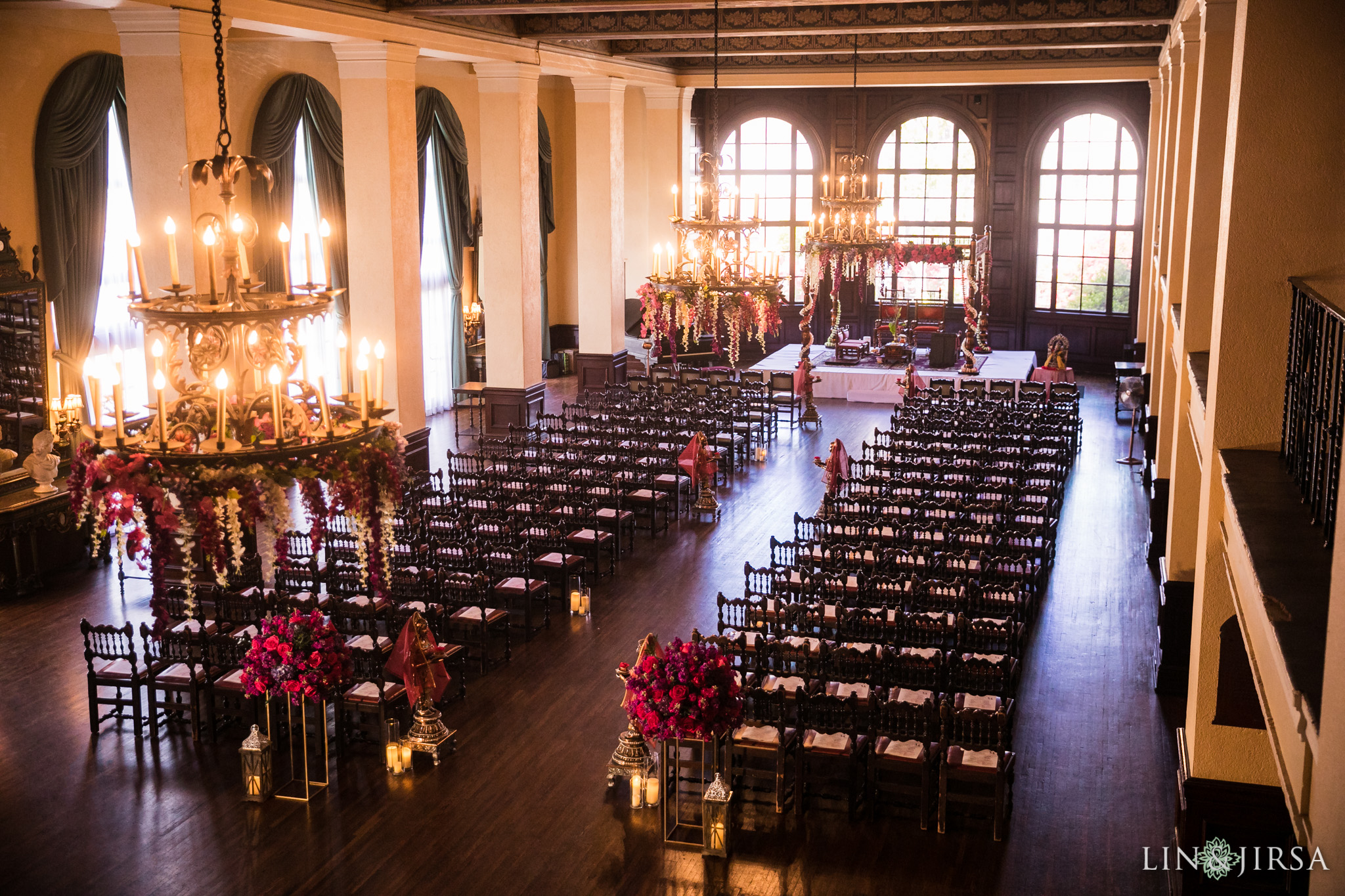 14 the ebell of los angeles indian wedding ceremony photography
