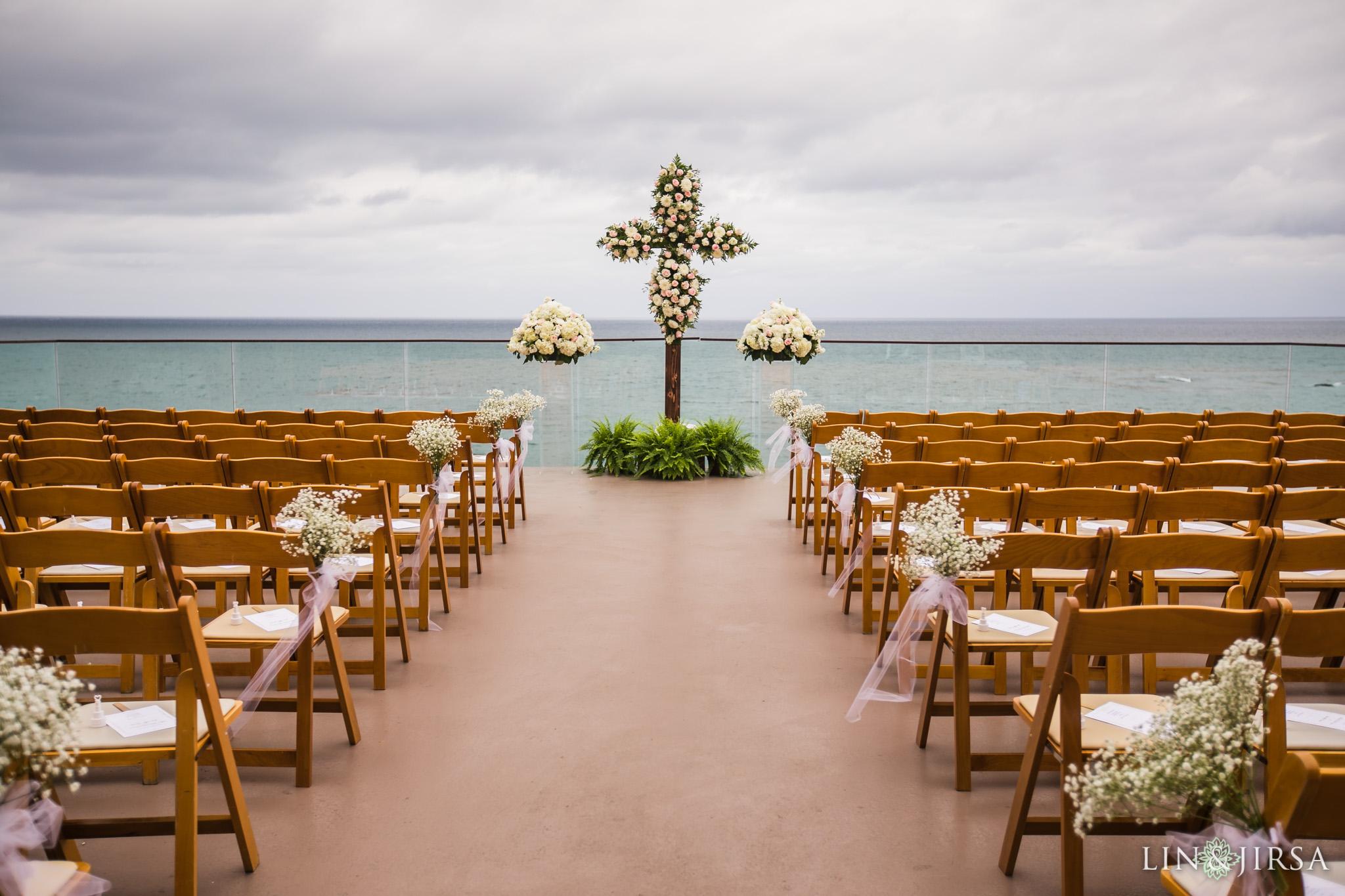 15 surf and sand resort laguna beach wedding ceremony photography