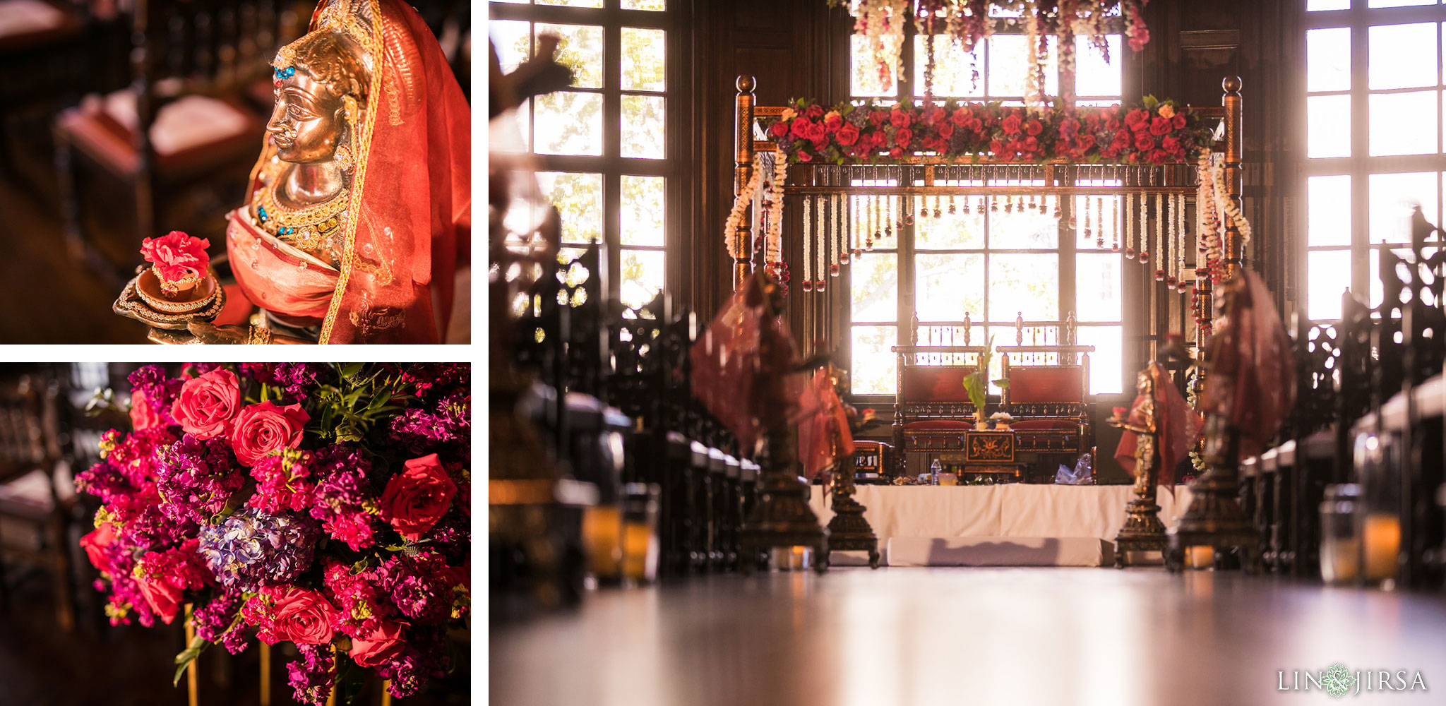 15 the ebell of los angeles indian wedding ceremony photography