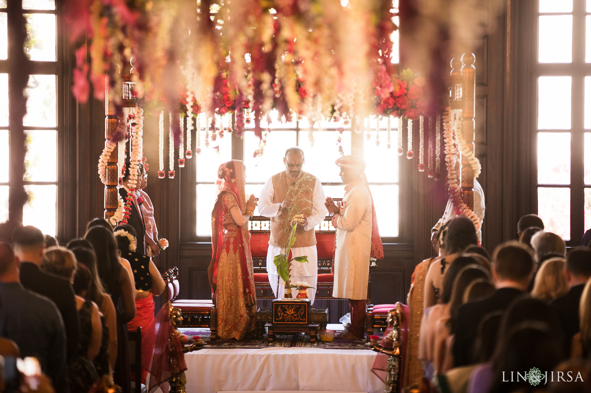 17 the ebell of los angeles indian wedding ceremony photography