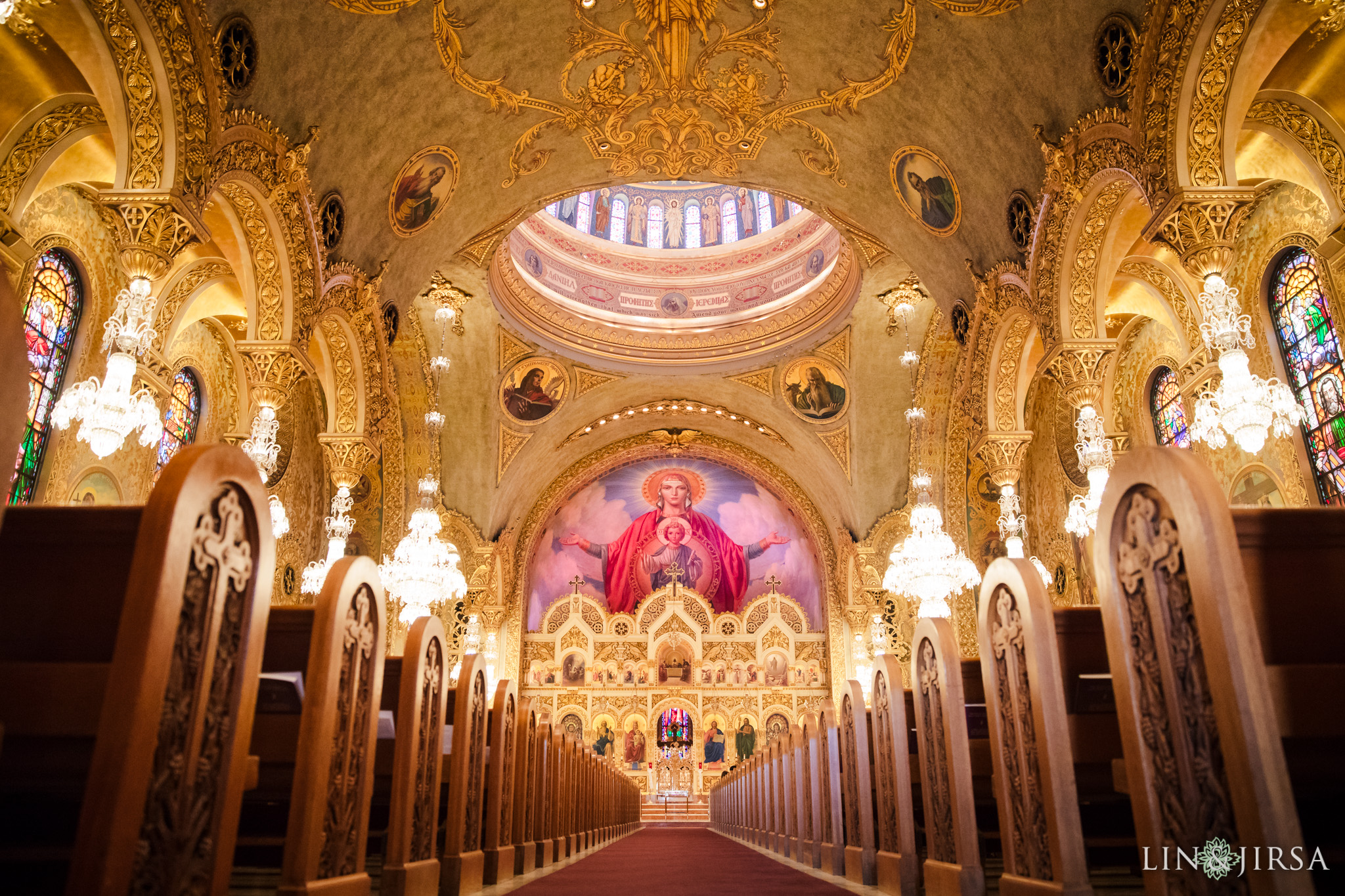 19 st sophia greek orthodox church los angeles wedding photography