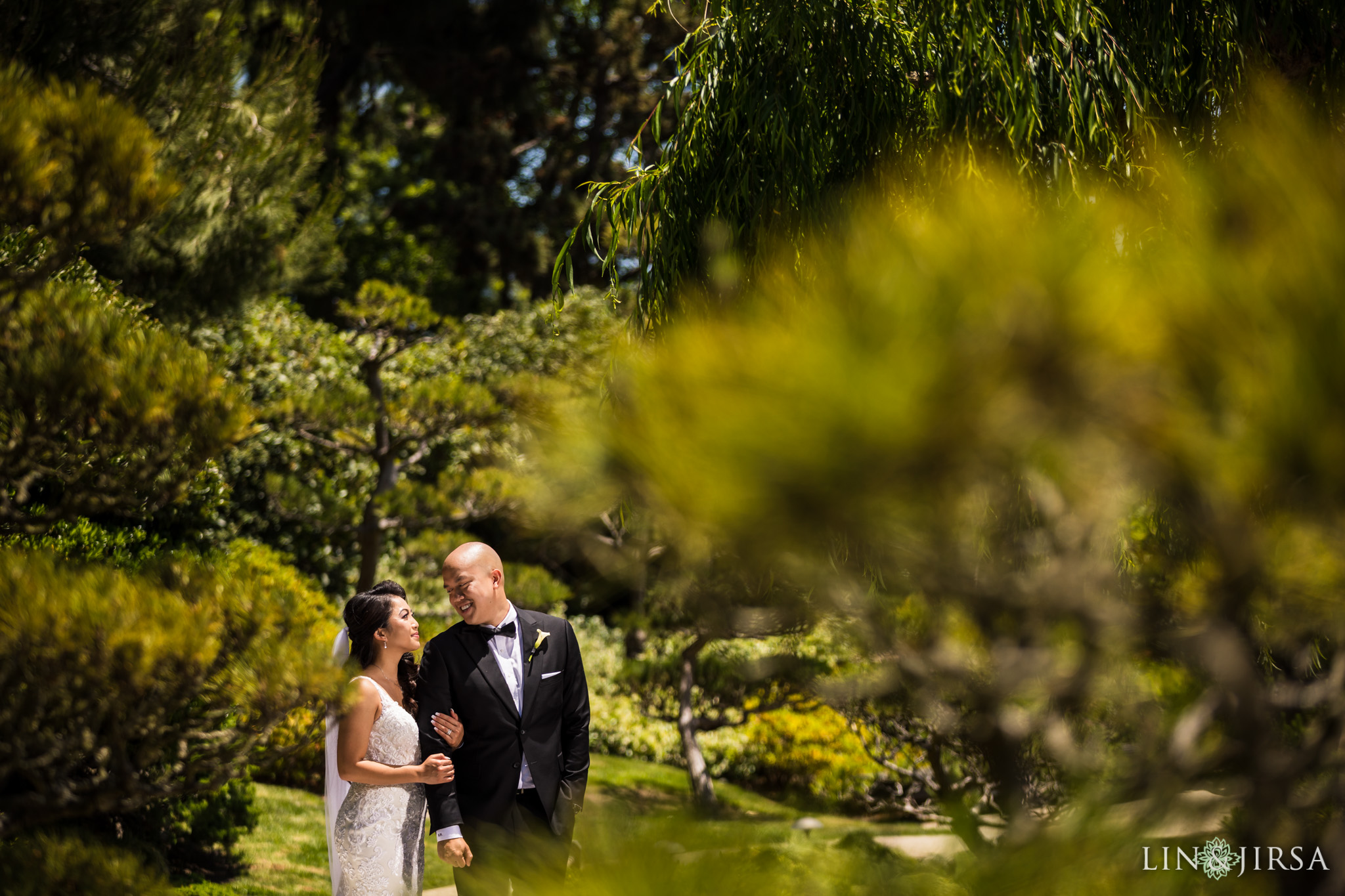 20 earl burns miller japanese gardens long beach wedding photography