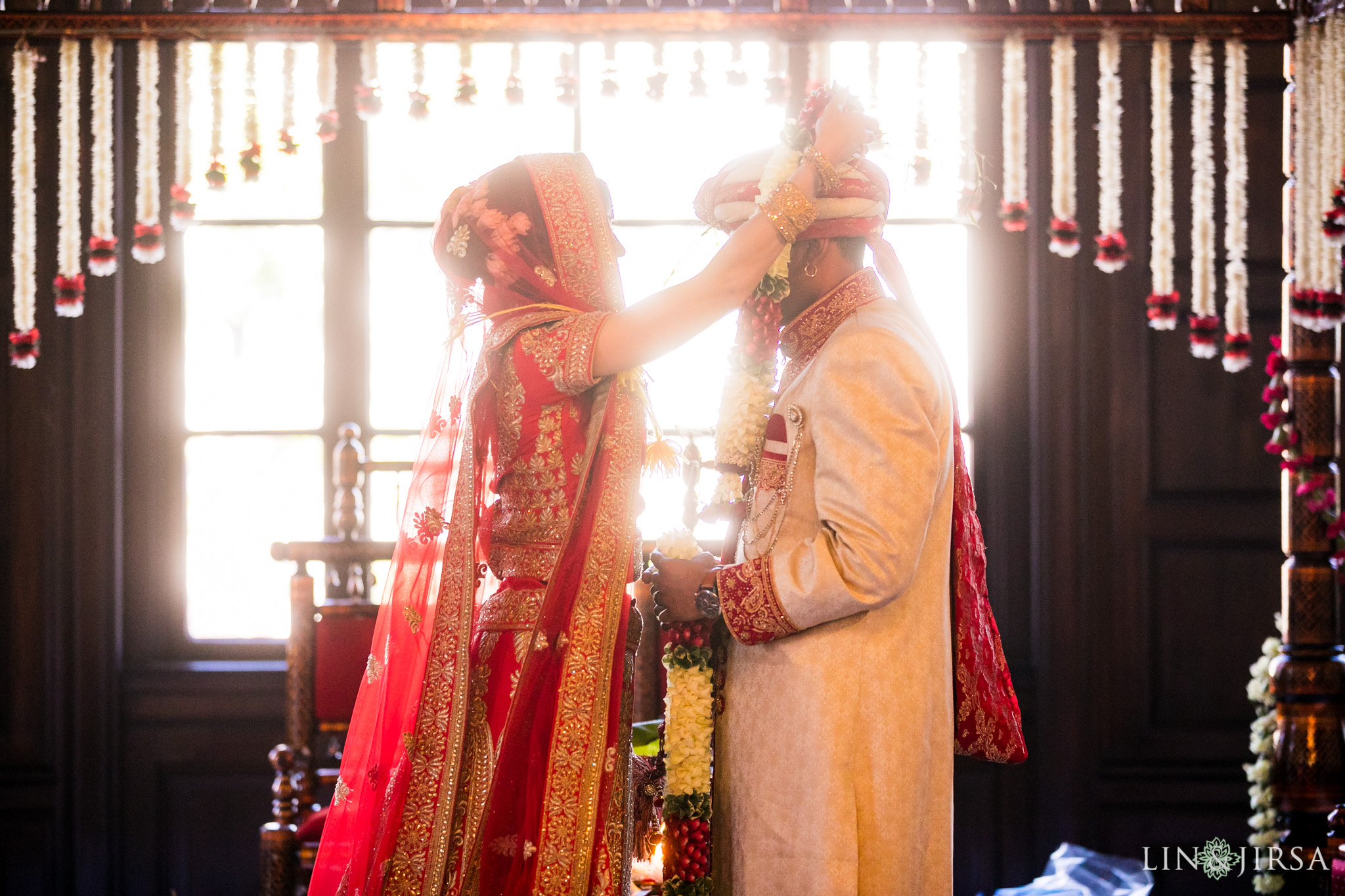 20 the ebell of los angeles indian wedding ceremony photography