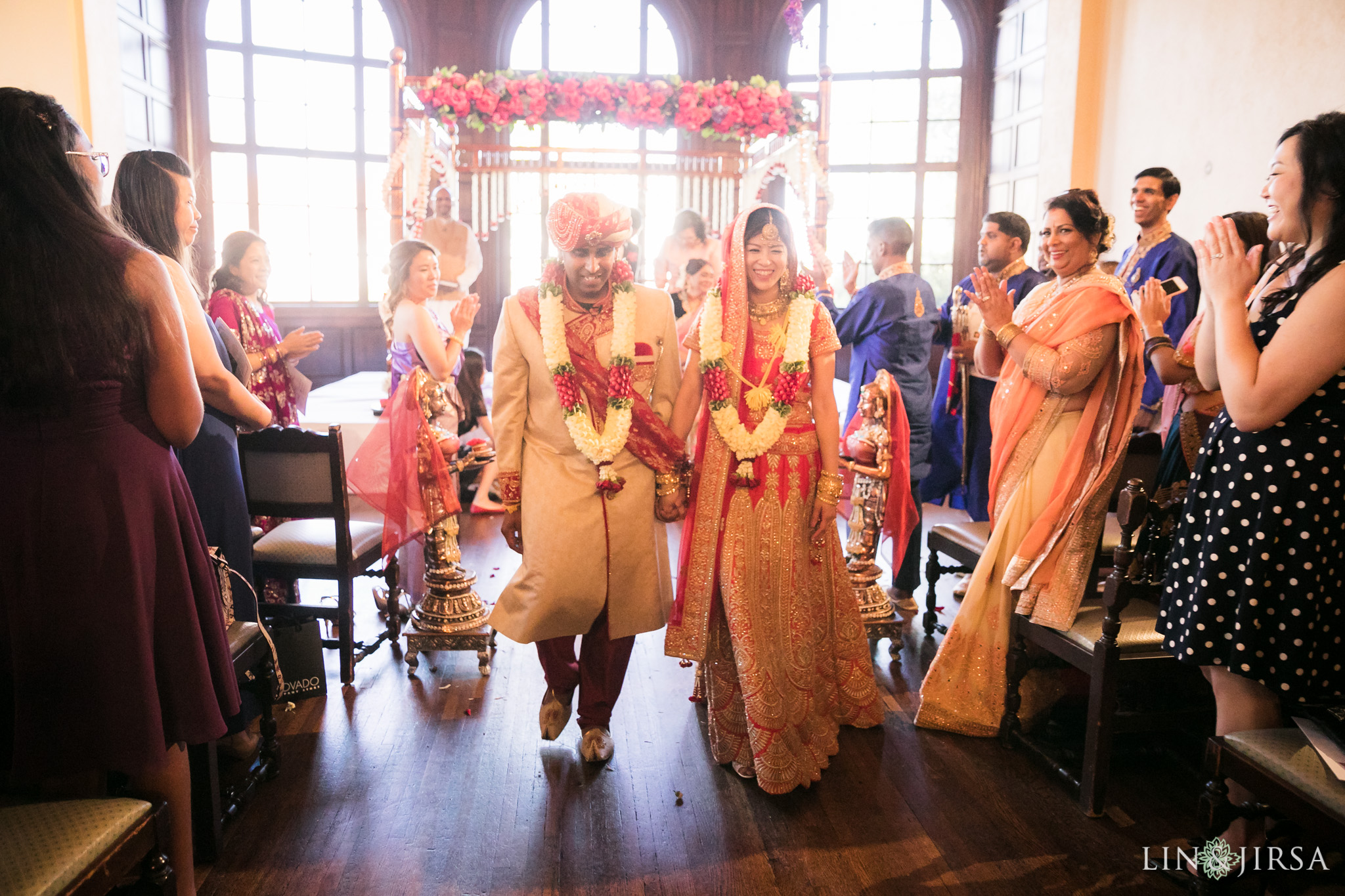 21 the ebell of los angeles indian wedding ceremony photography