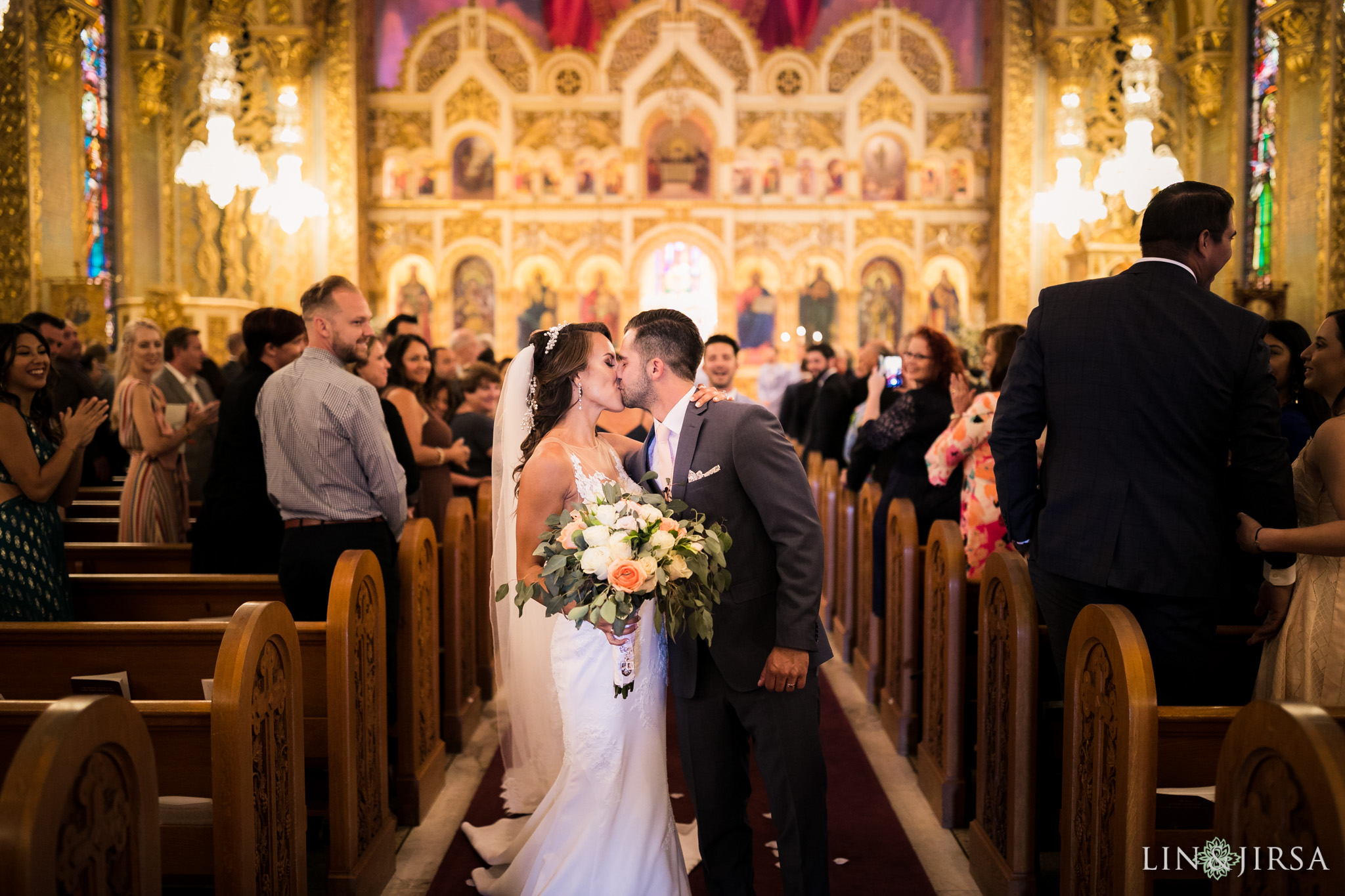 24 st sophia greek orthodox church los angeles wedding photography