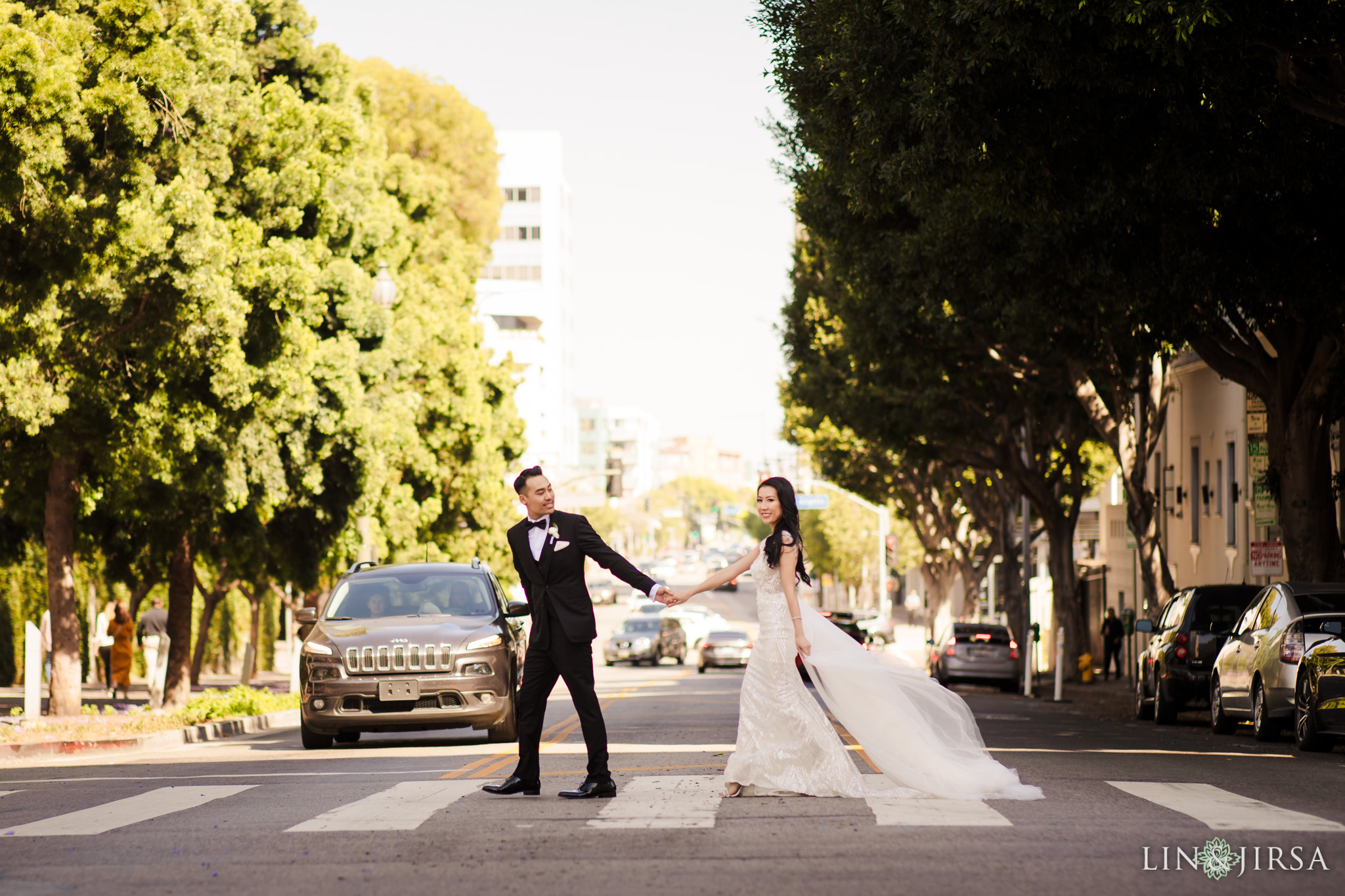 26 st vibiana cathedral los angeles wedding photography