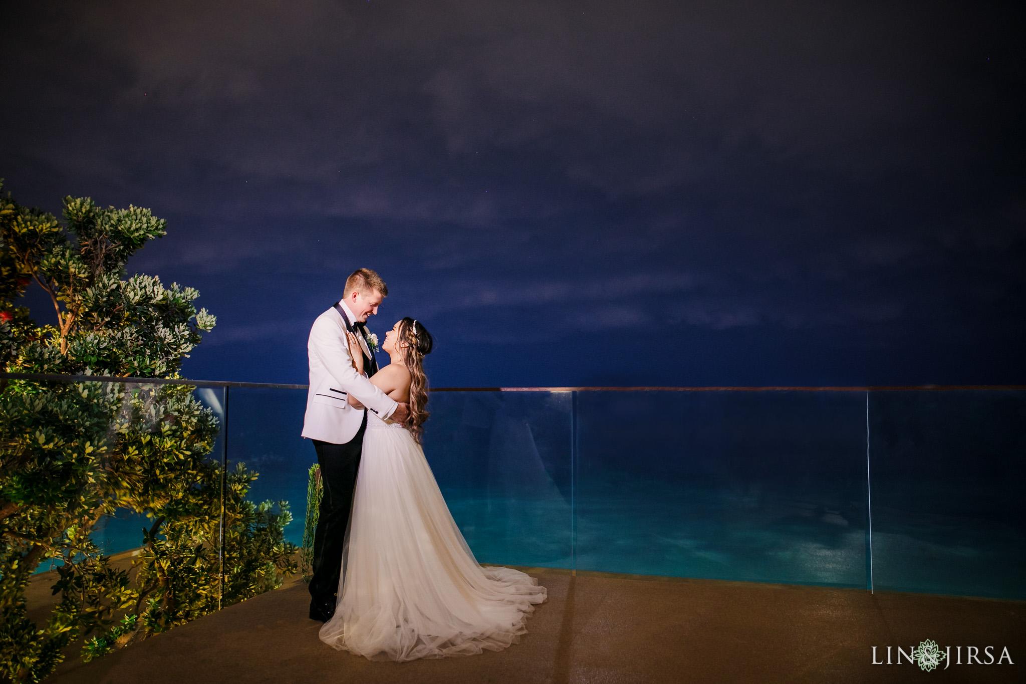 33 surf and sand resort laguna beach wedding photography