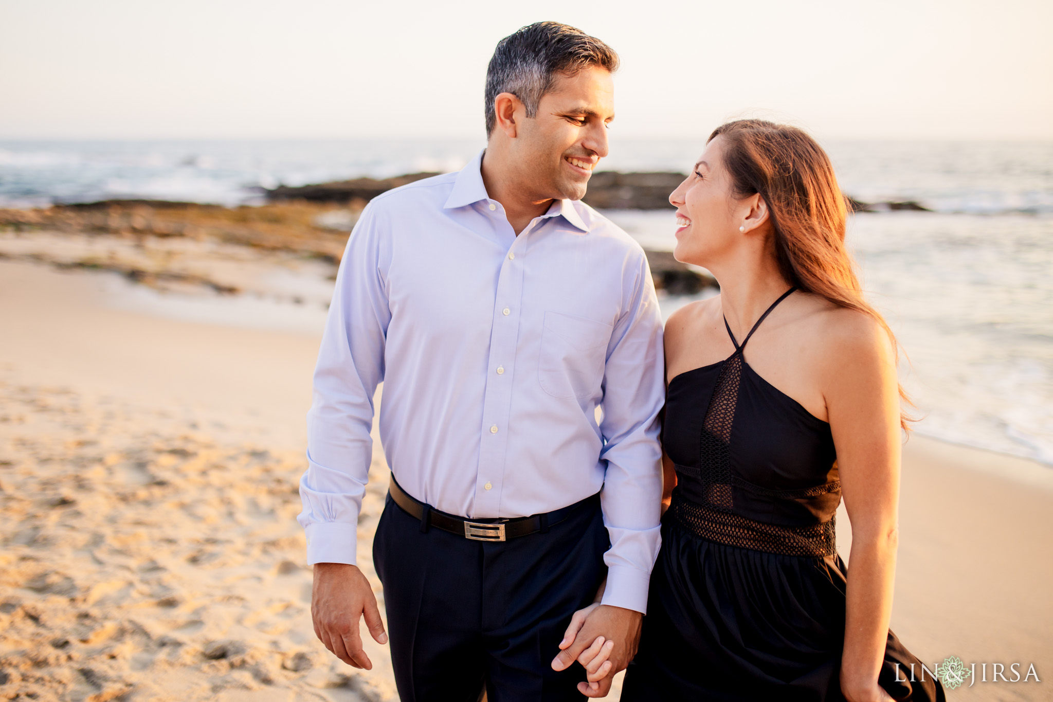 008 victoria beach orange county engagement photography