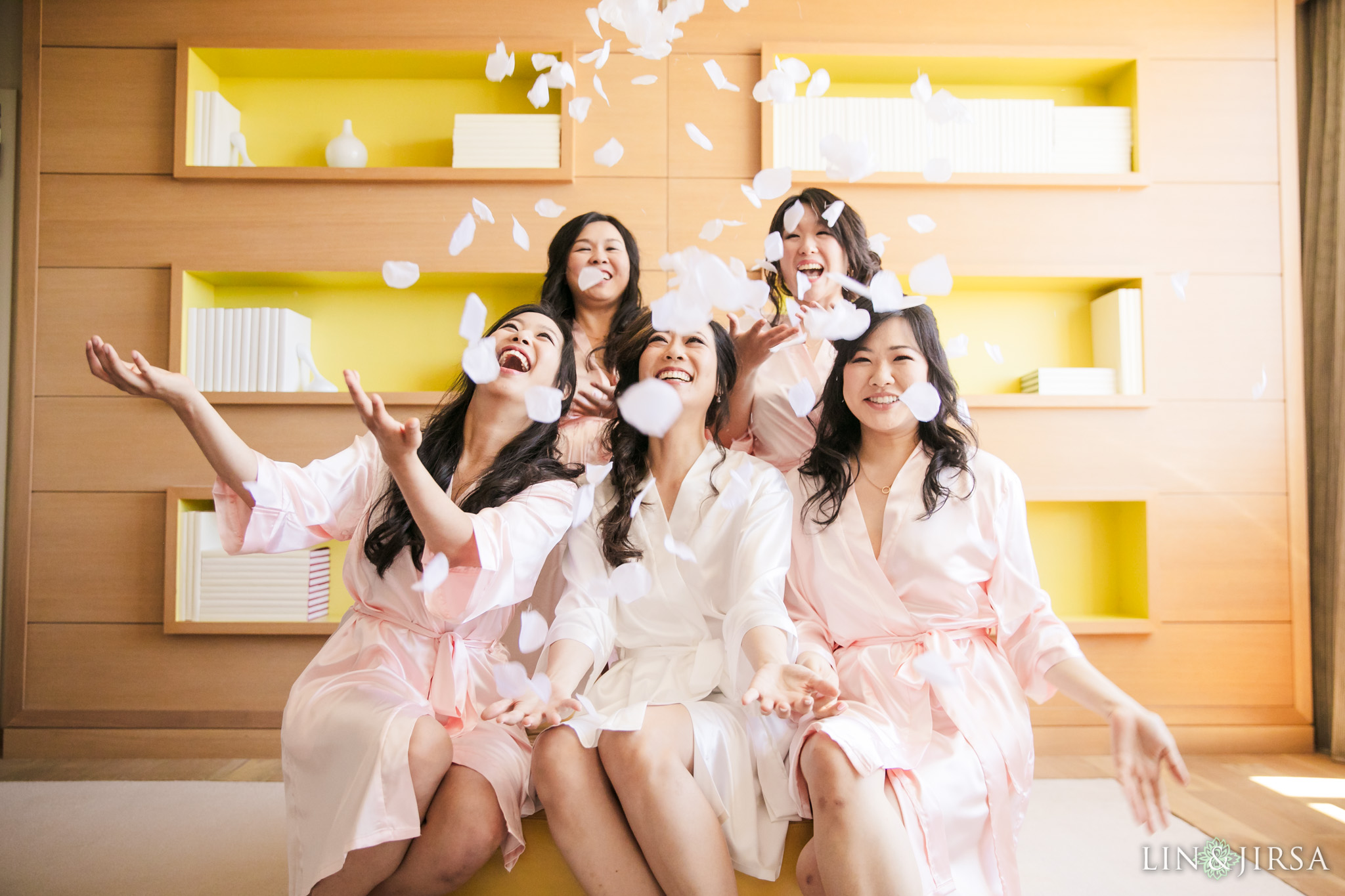 02 hyatt regency long beach wedding bridesmaids photography