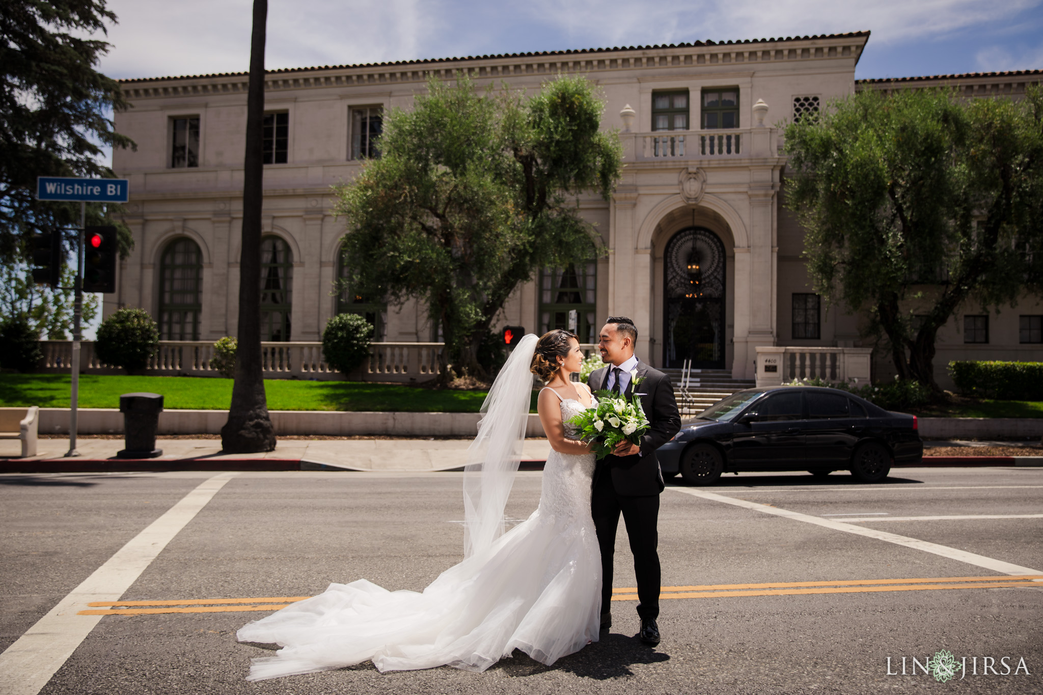 030 wilshire ebell theatre los angeles wedding photography