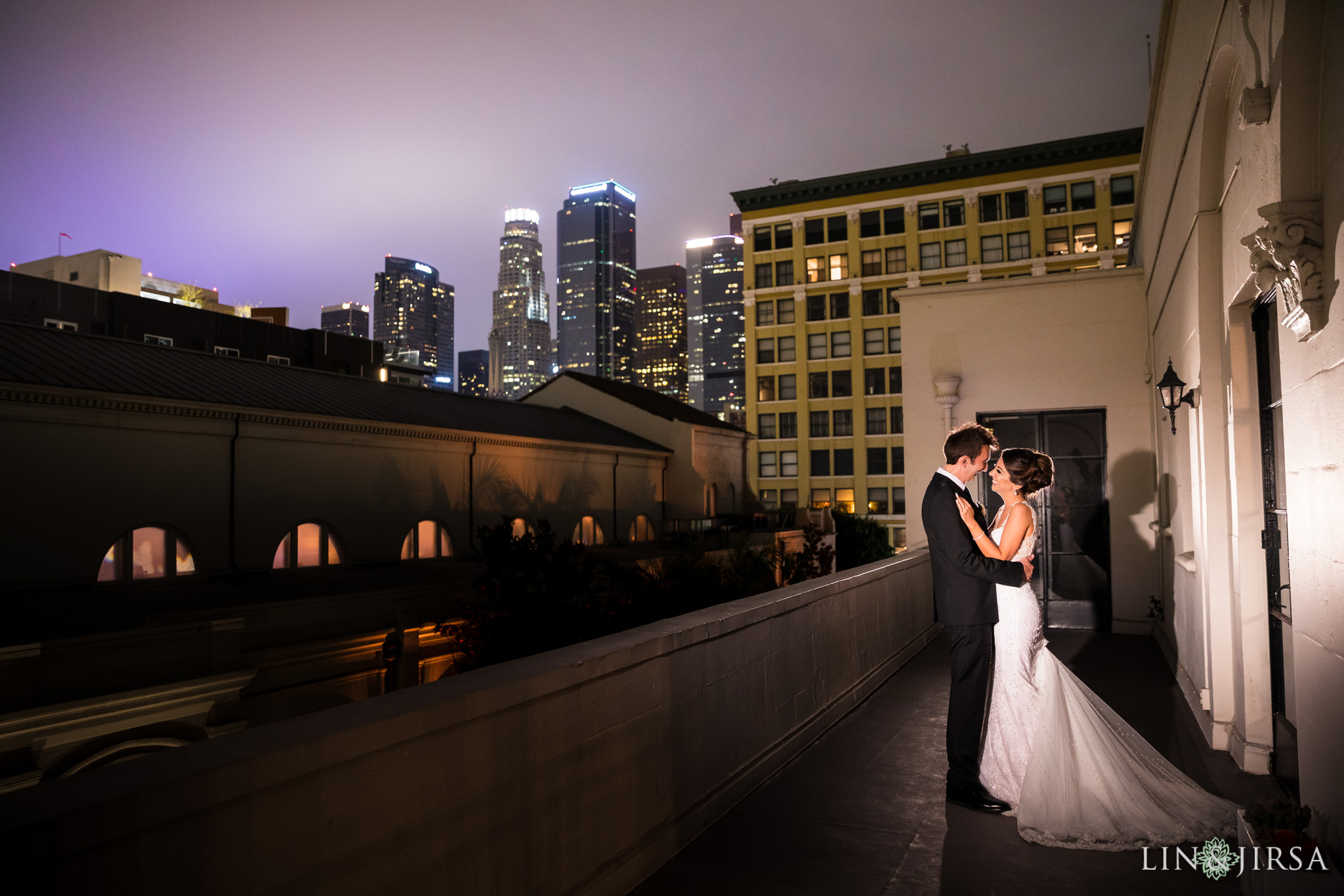 032 st vibiana cathedral los angeles wedding photography