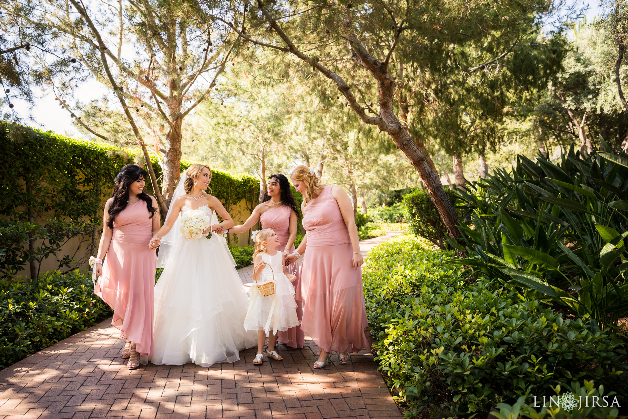04 pelican hill resort newport coast bridesmaids wedding photography