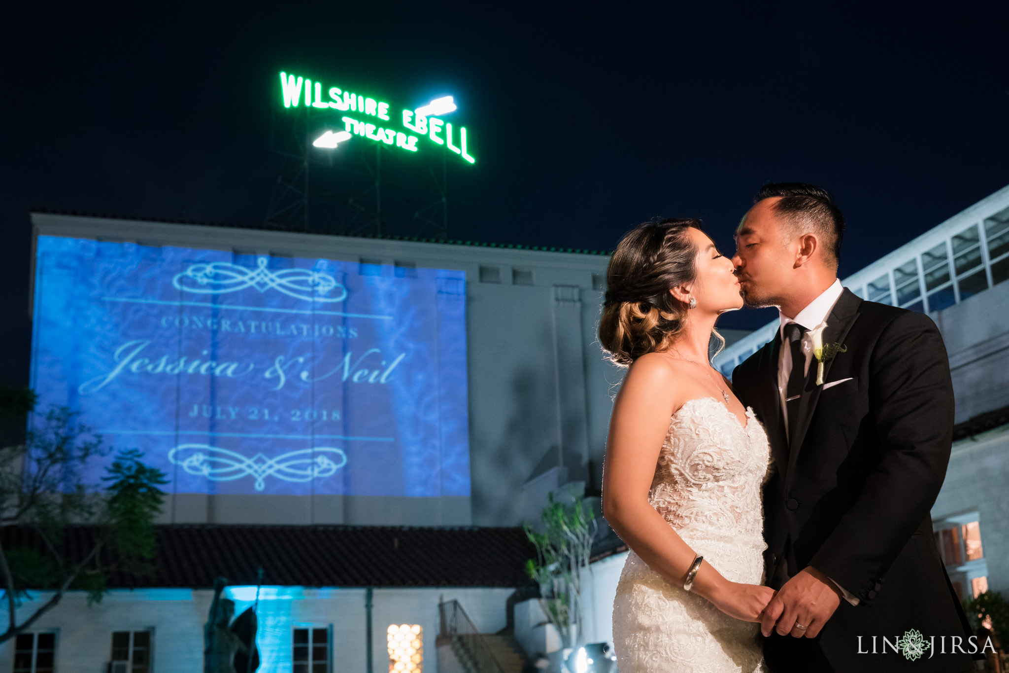 046 wilshire ebell theatre los angeles wedding photography