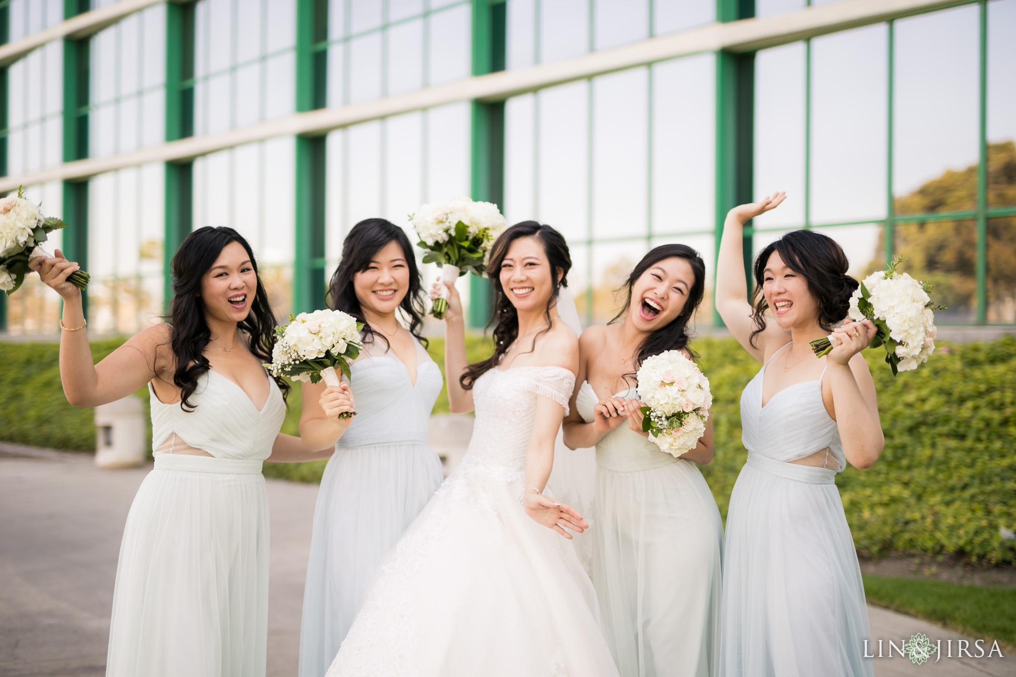 05 hyatt regency long beach wedding bridesmaids photography