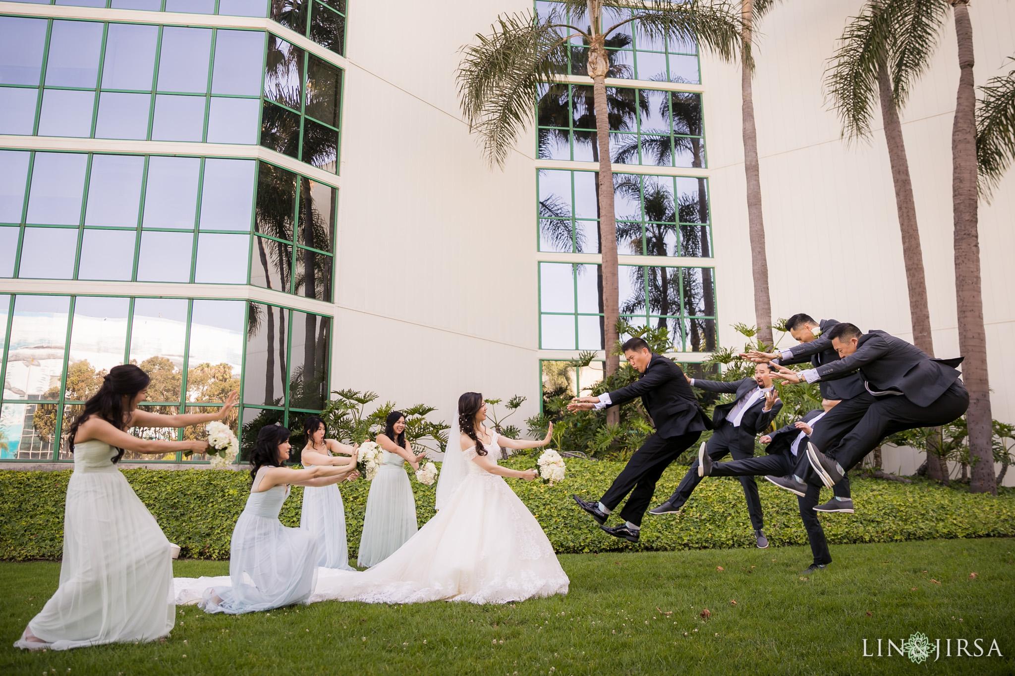 11 hyatt regency long beach wedding photography