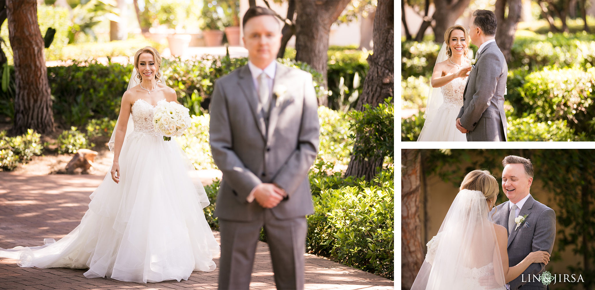 12 pelican hill resort newport coast first look wedding photography