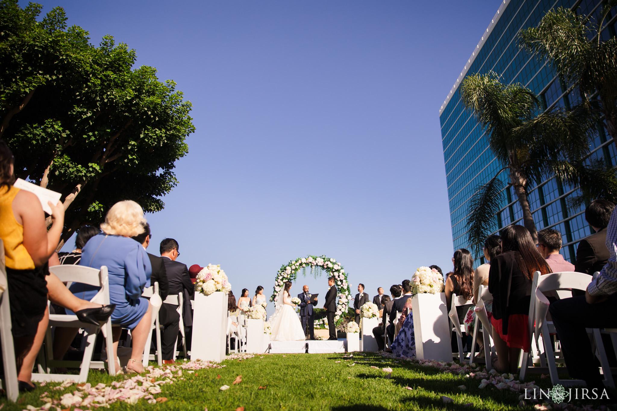 16 hyatt regency long beach wedding photography