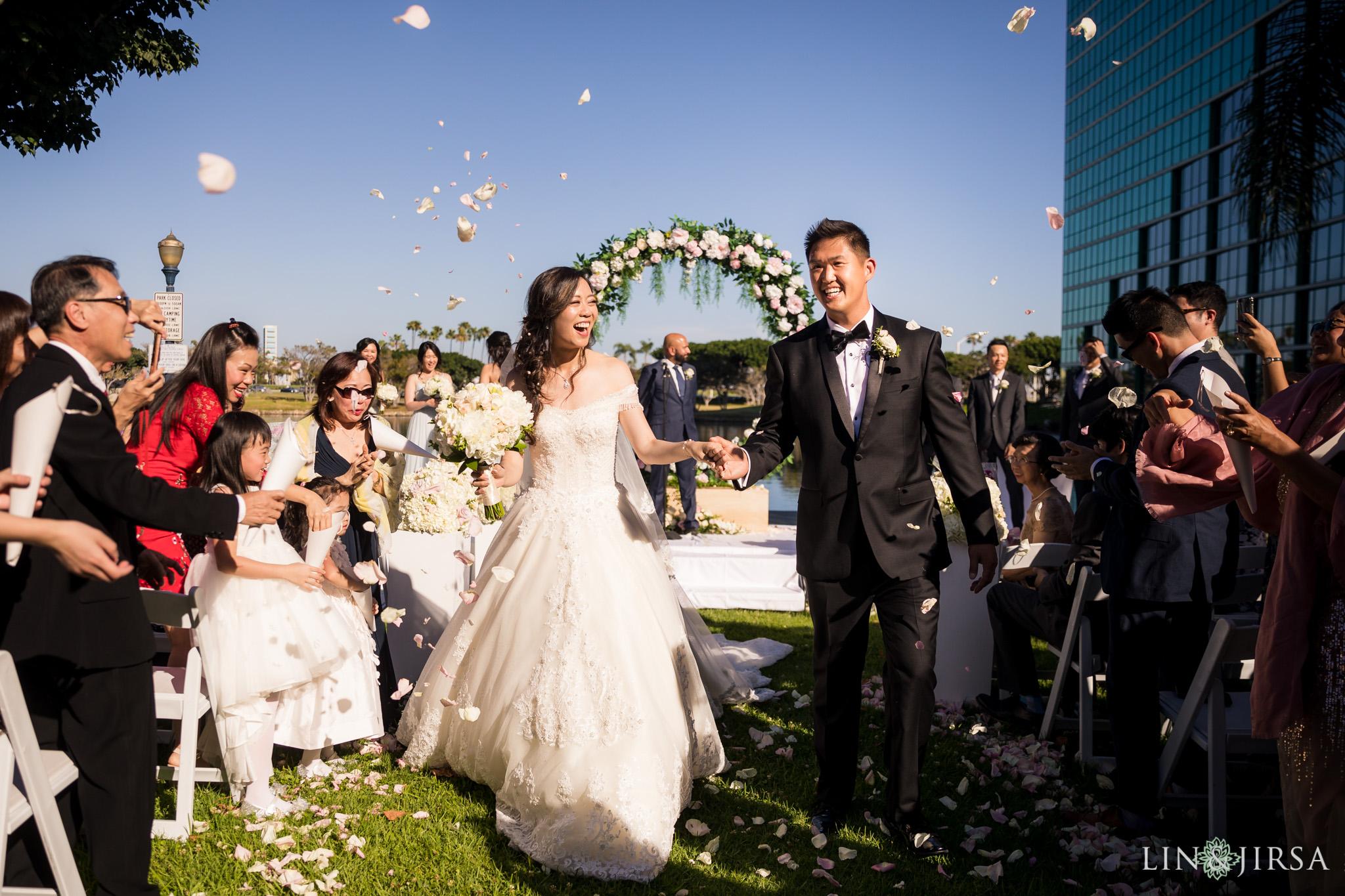 17 hyatt regency long beach wedding photography