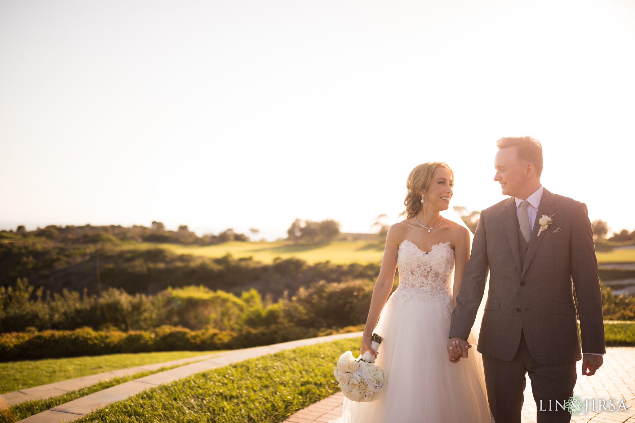 27 pelican hill resort newport coast couple wedding photographer