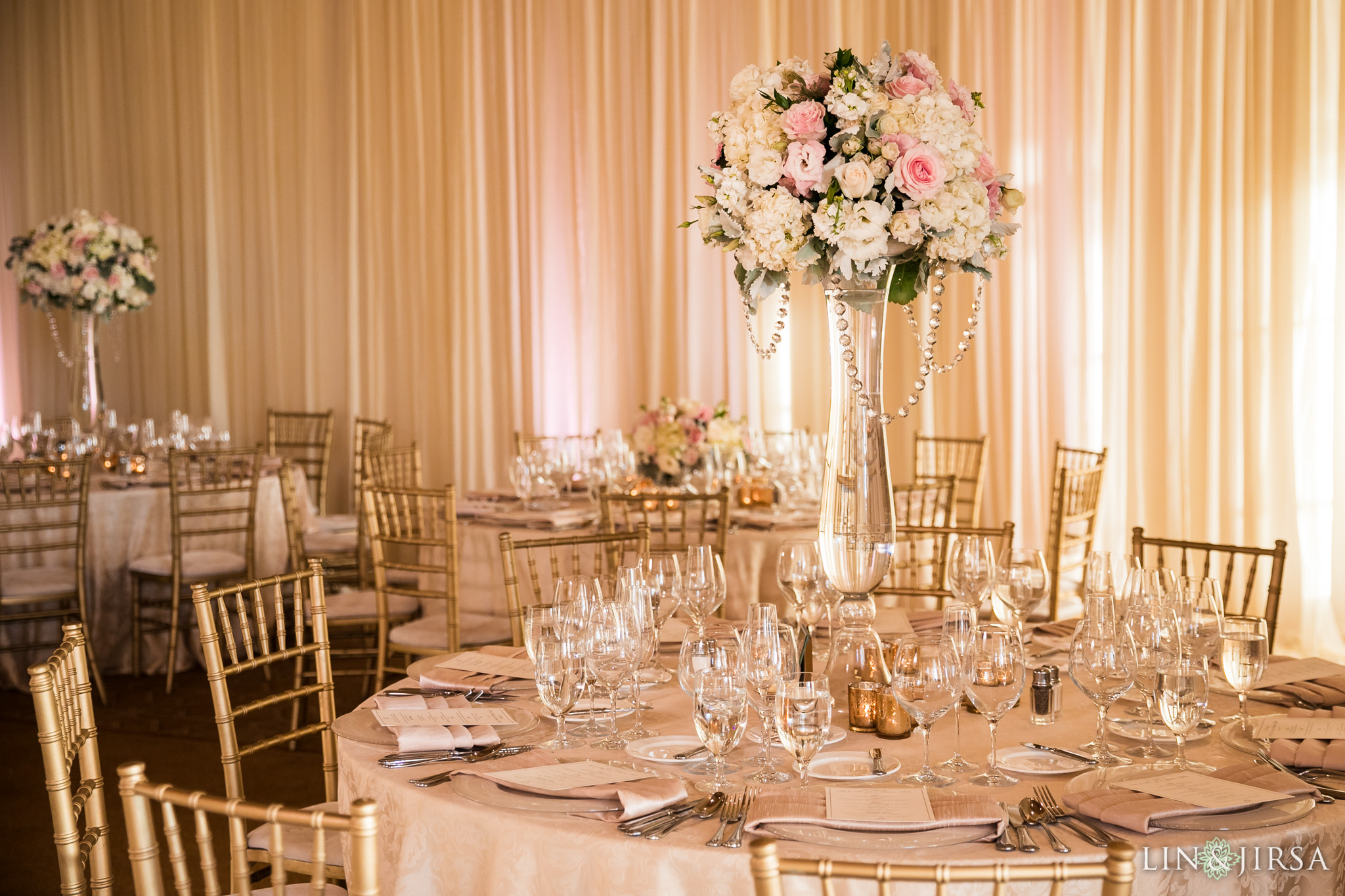 29 pelican hill resort newport coast wedding florals reception photography