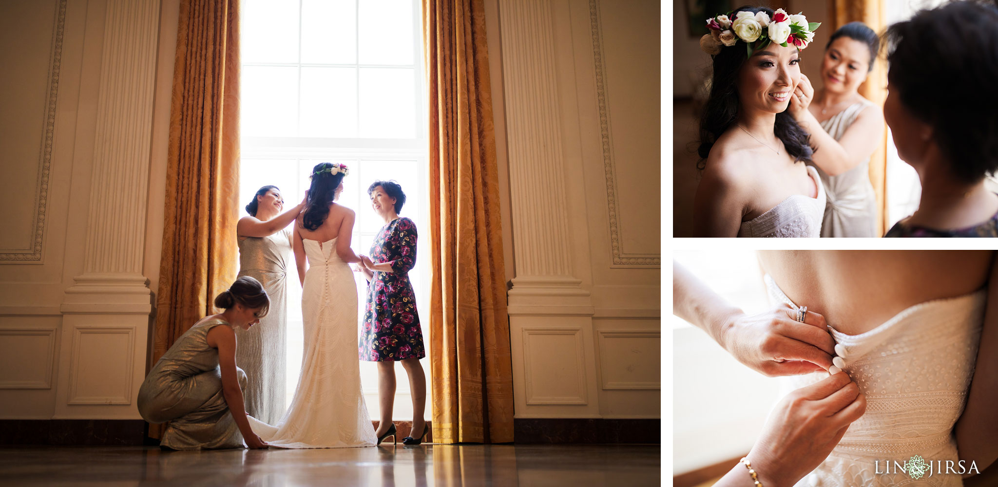 002 richard nixon library bride wedding photography