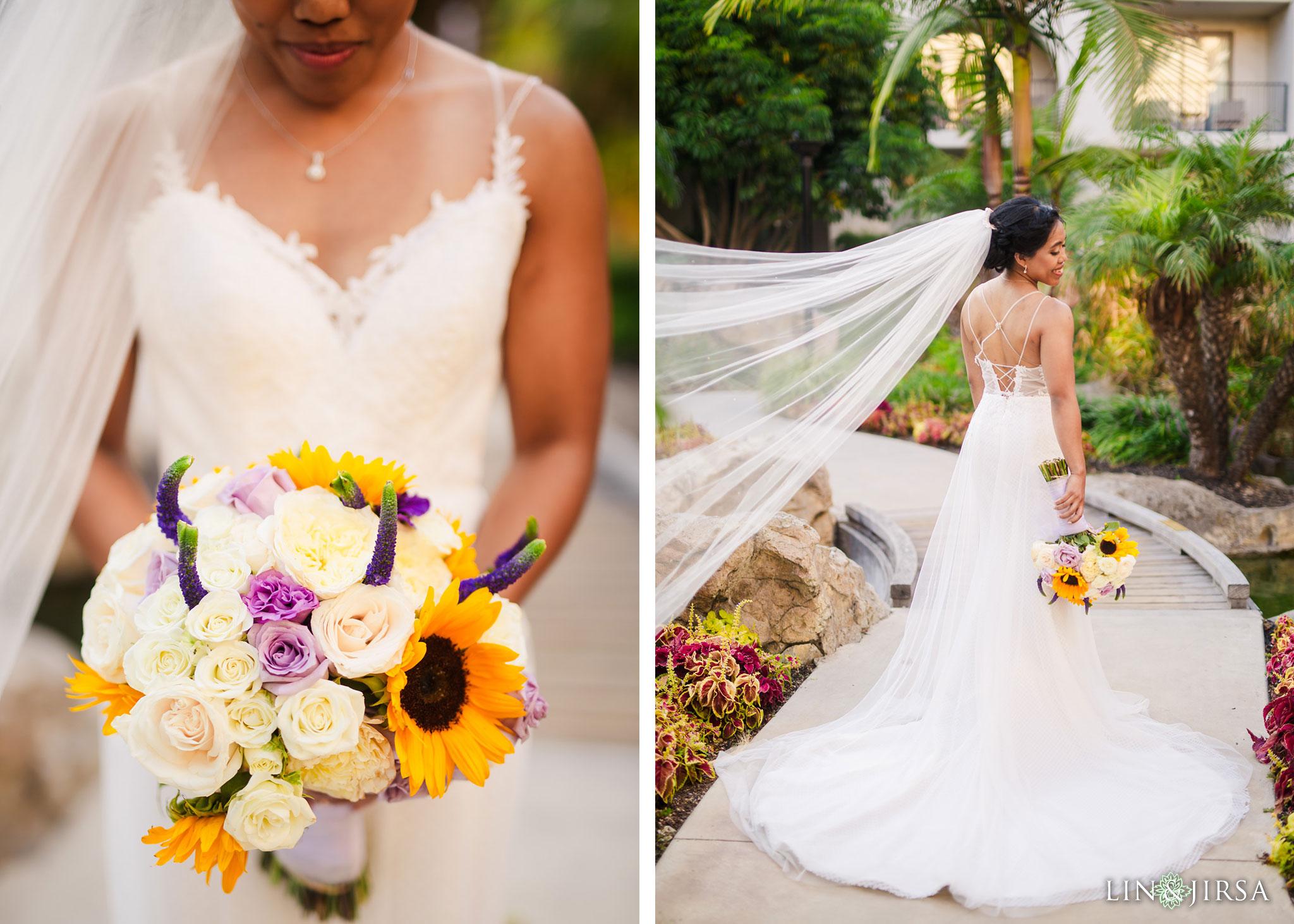 006 hyatt regency huntington beach bride wedding photography