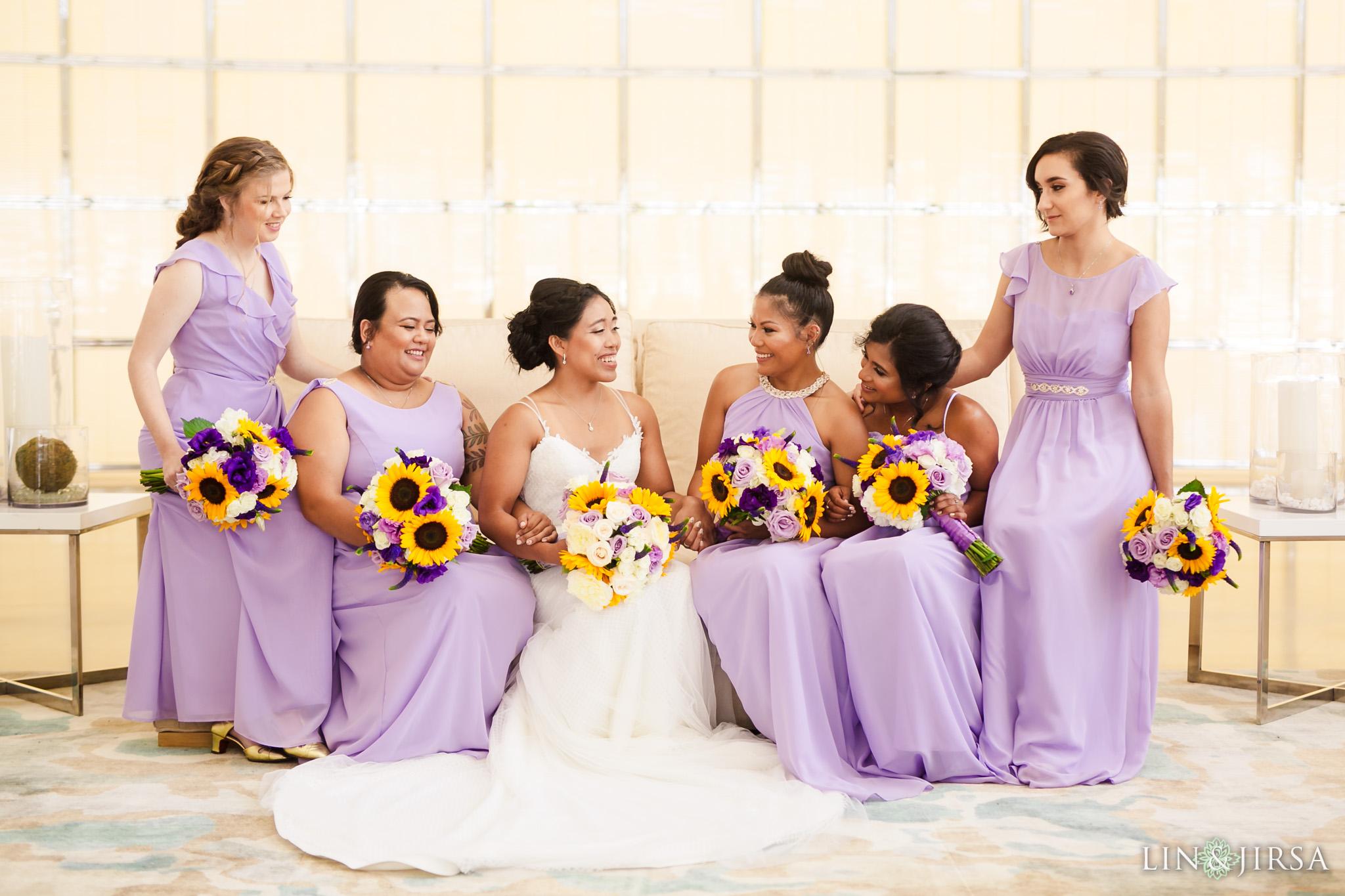 007 hyatt regency huntington beach bridesmaids wedding photography