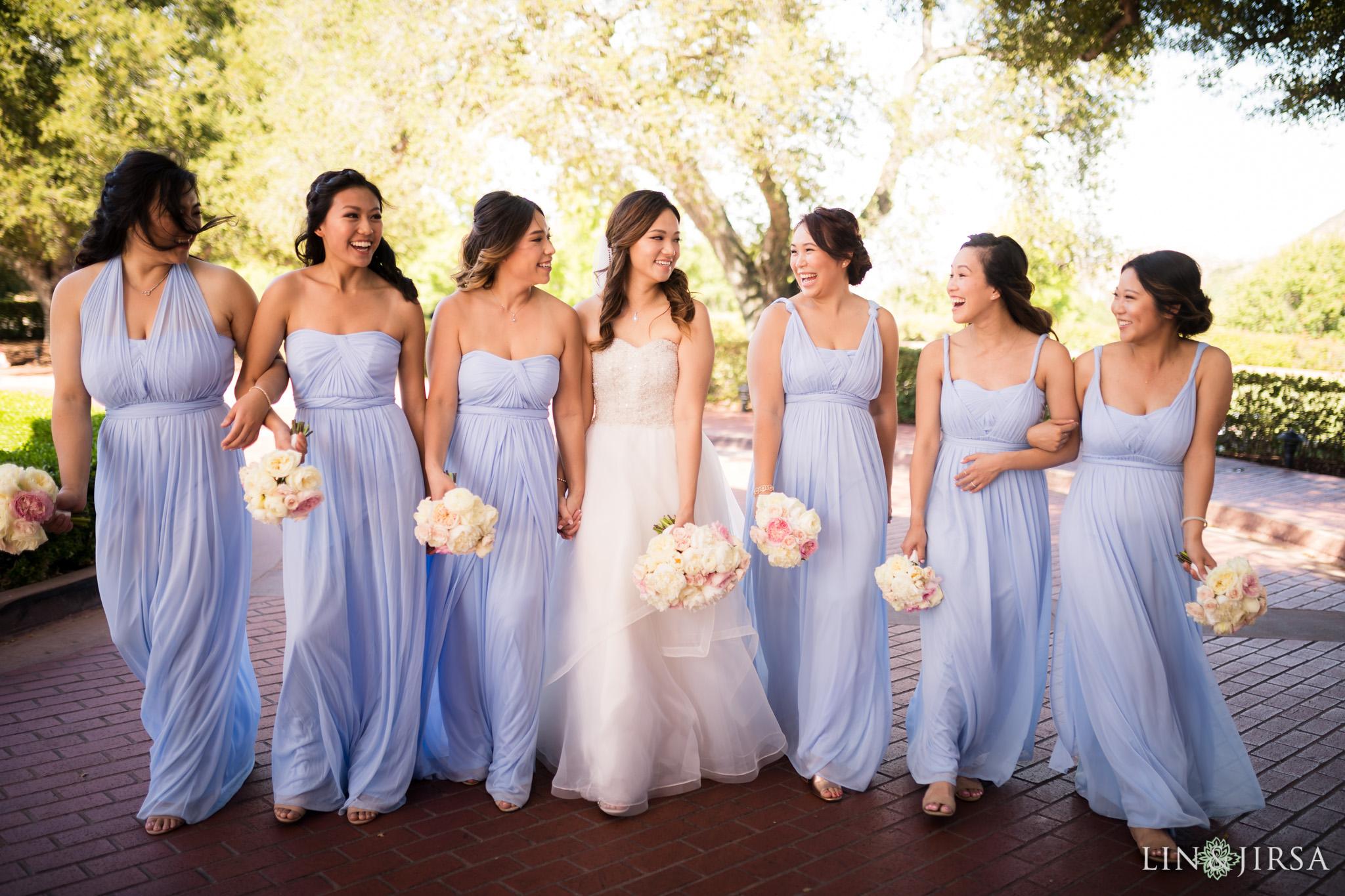 007 sherwood country club ventura county bridesmaids wedding photography