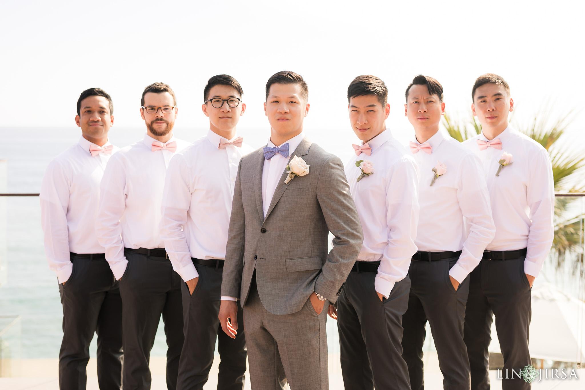 009 surf and sand resort laguna beach wedding photography