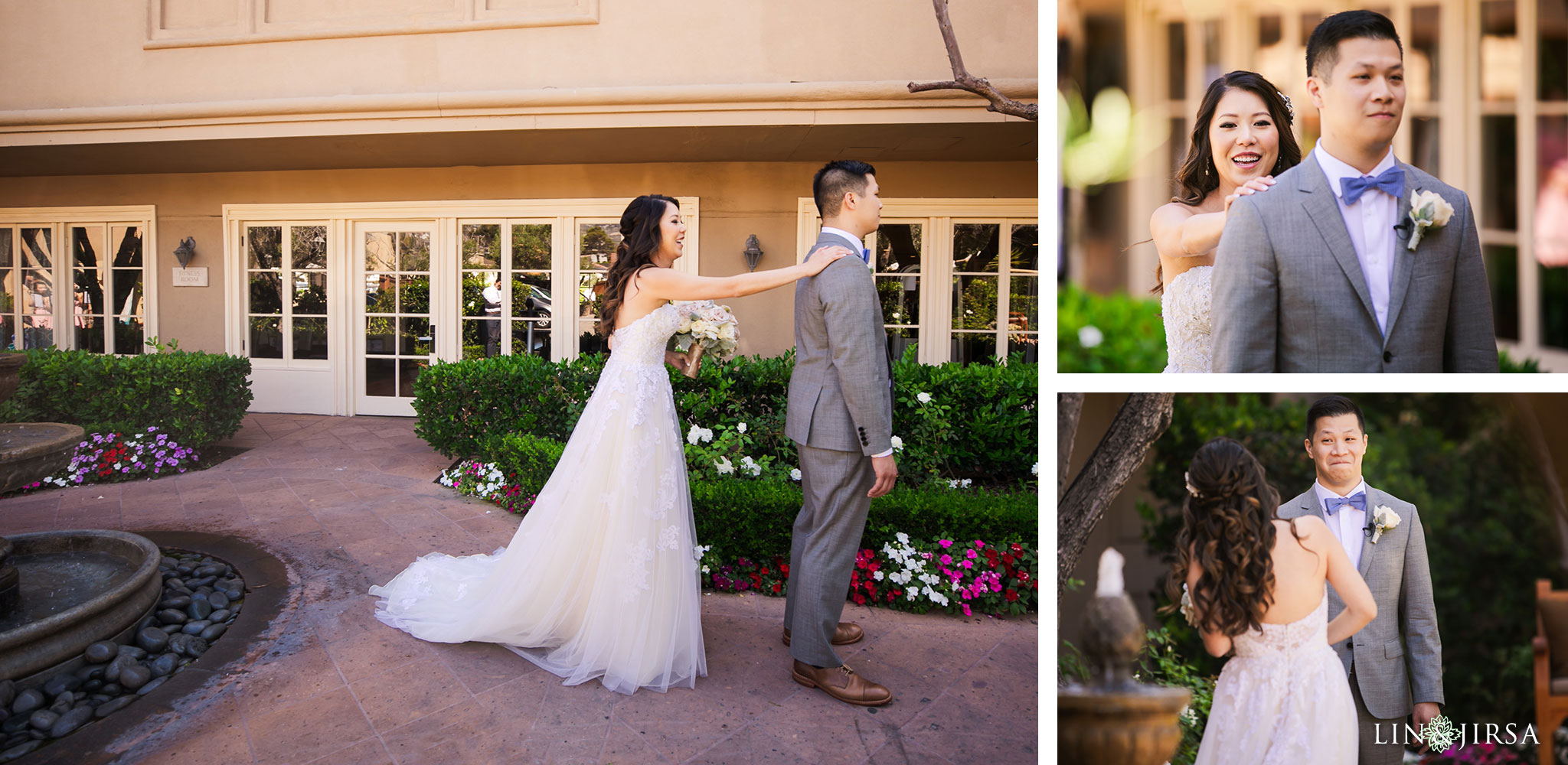 010 surf and sand resort laguna beach wedding photography