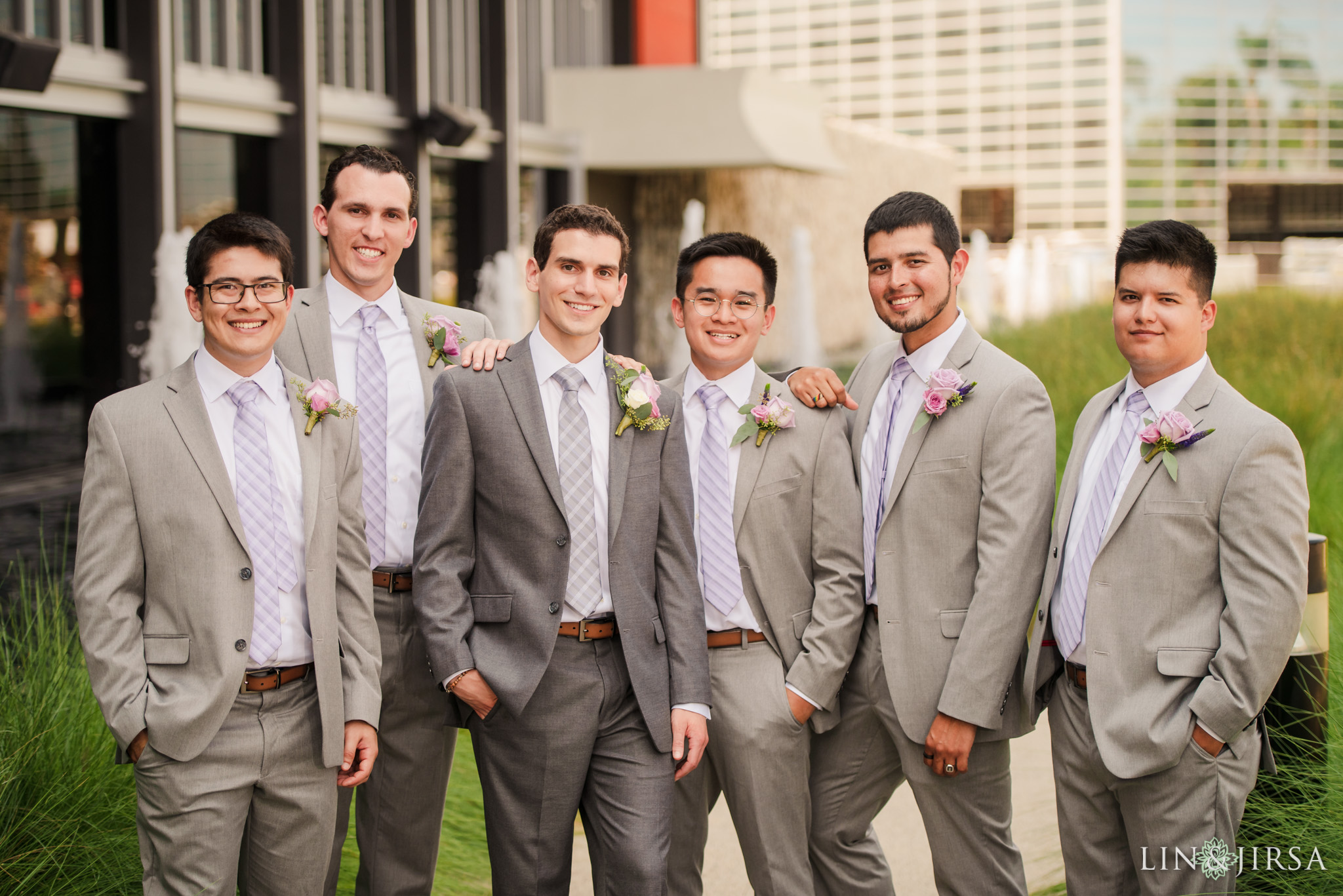 011 hyatt regency huntington beach groomsmen wedding photography