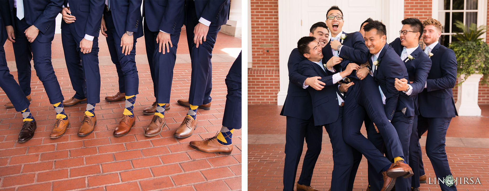 011 sherwood country club ventura county groomsmen wedding photography