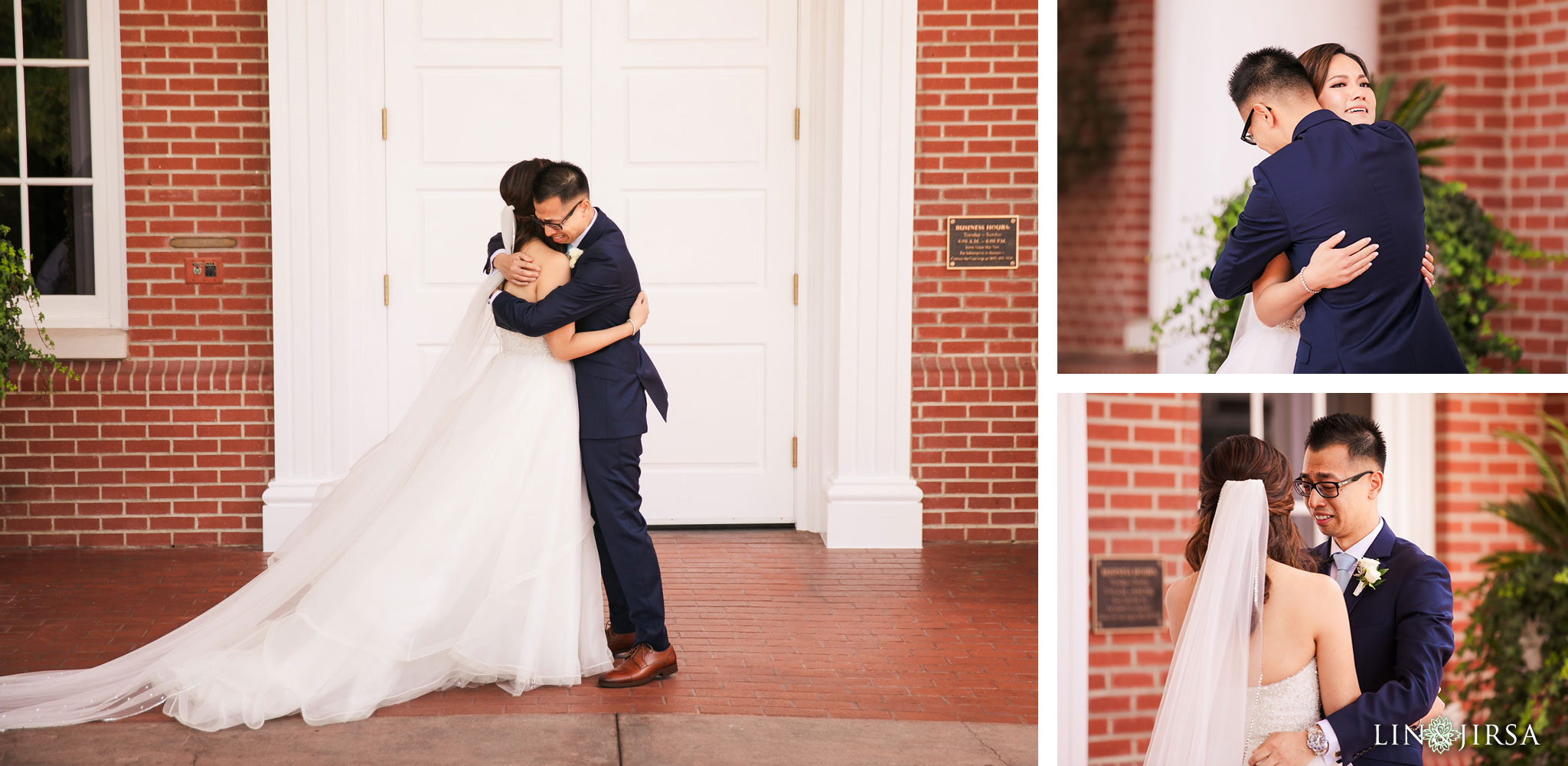 013 sherwood country club ventura county first look wedding photography