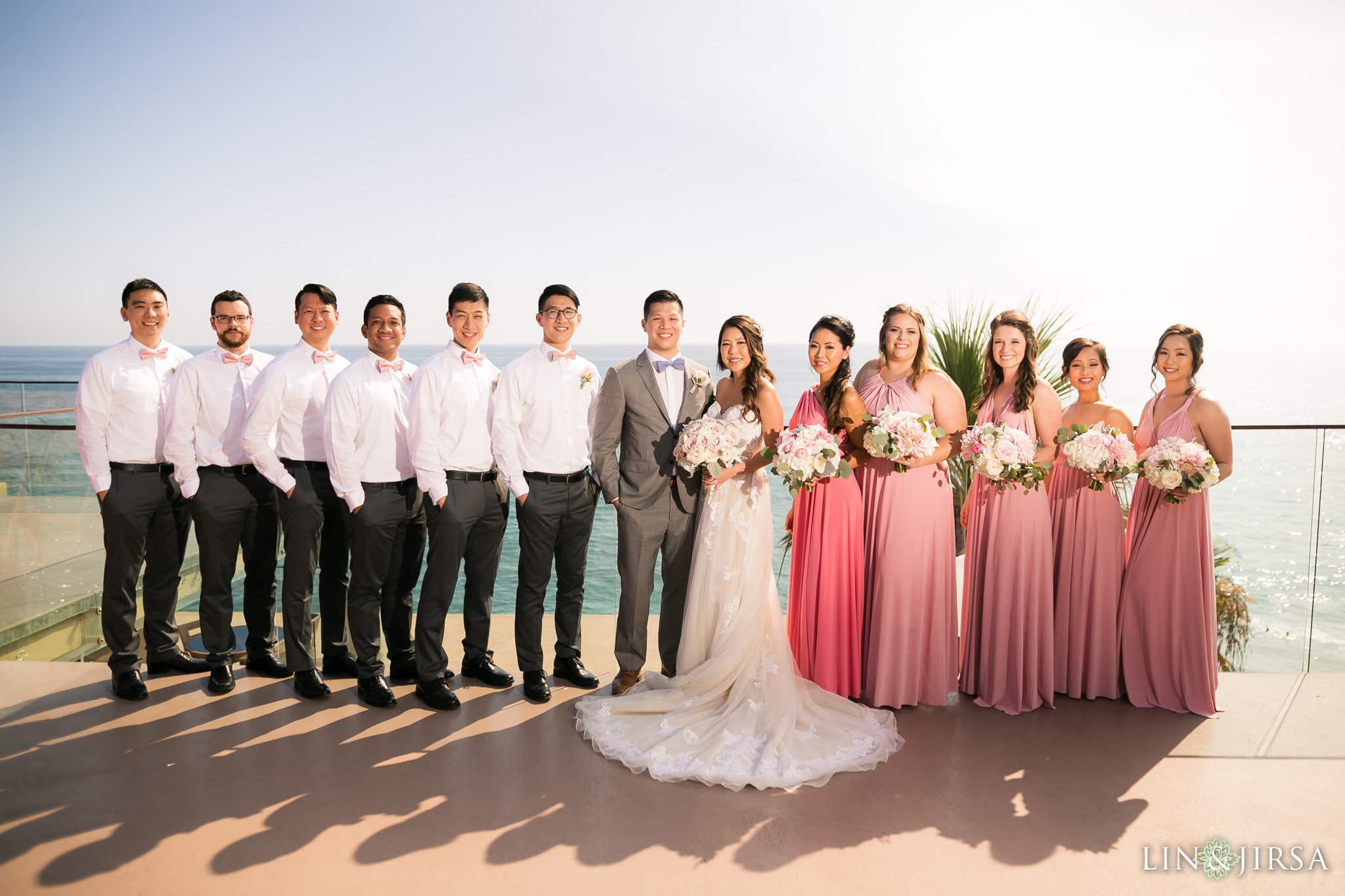 013 surf and sand resort laguna beach wedding photography