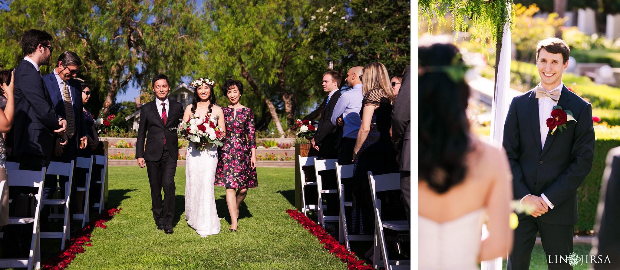 019 richard nixon library wedding ceremony photography 1