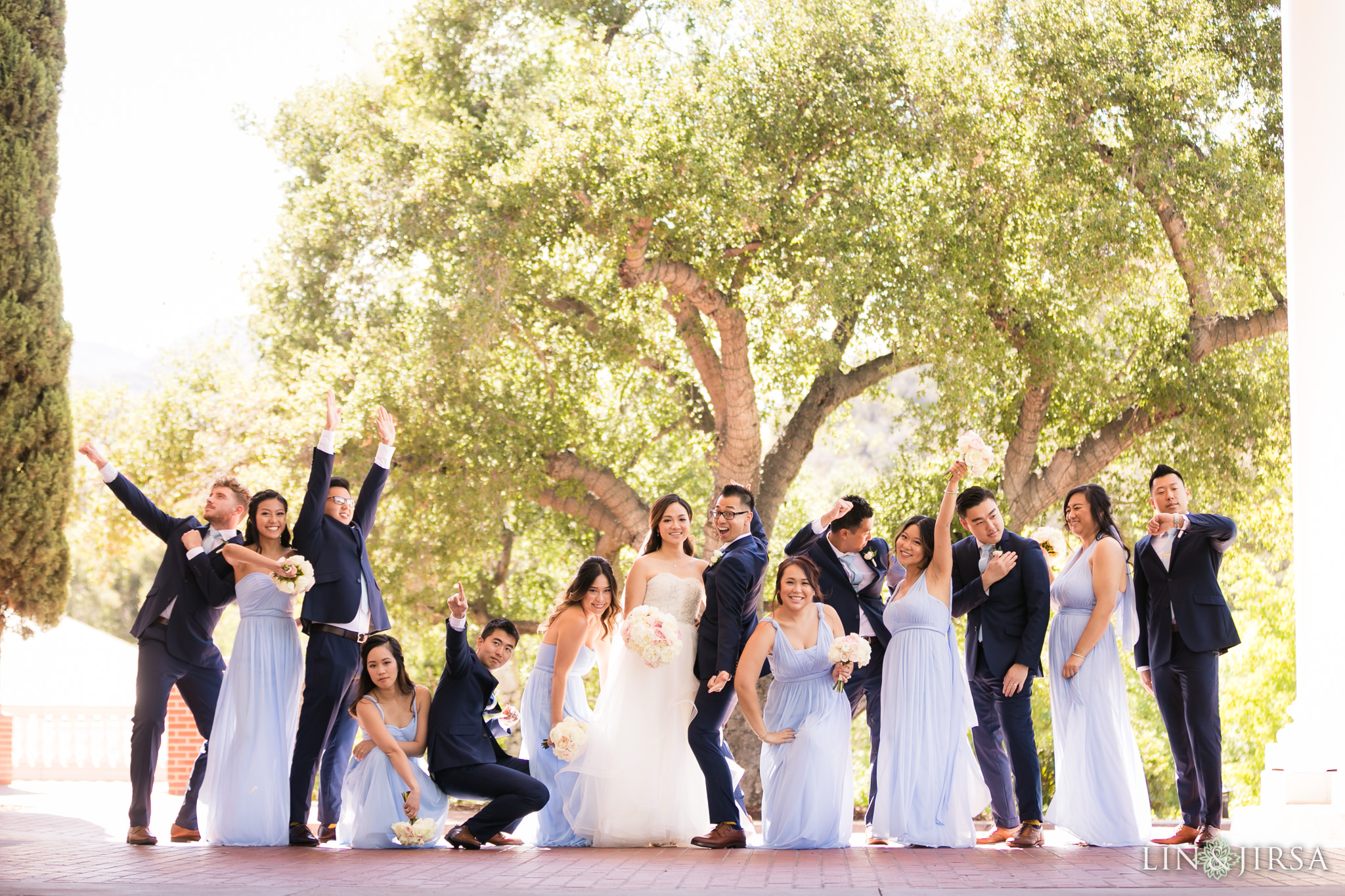 019 sherwood country club ventura county wedding party photography